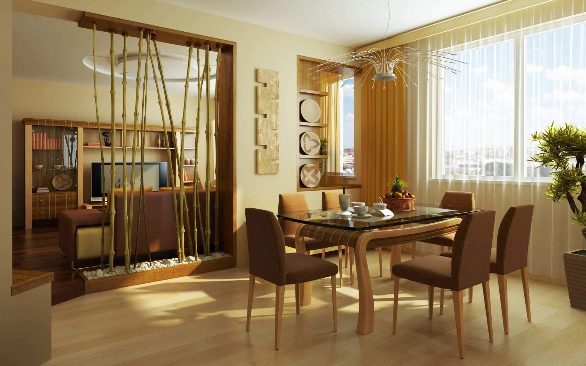 Столова в квартире дизайн