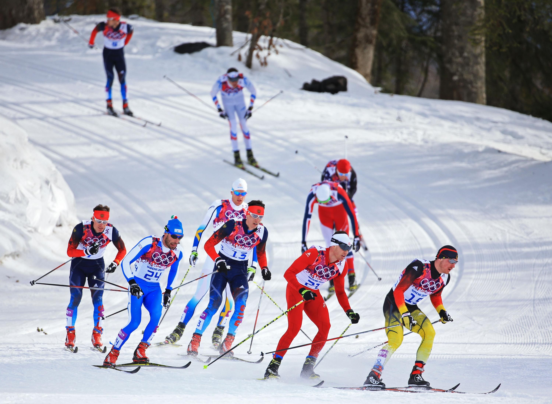добродушной лыжные спорт фото социальных сетях появились
