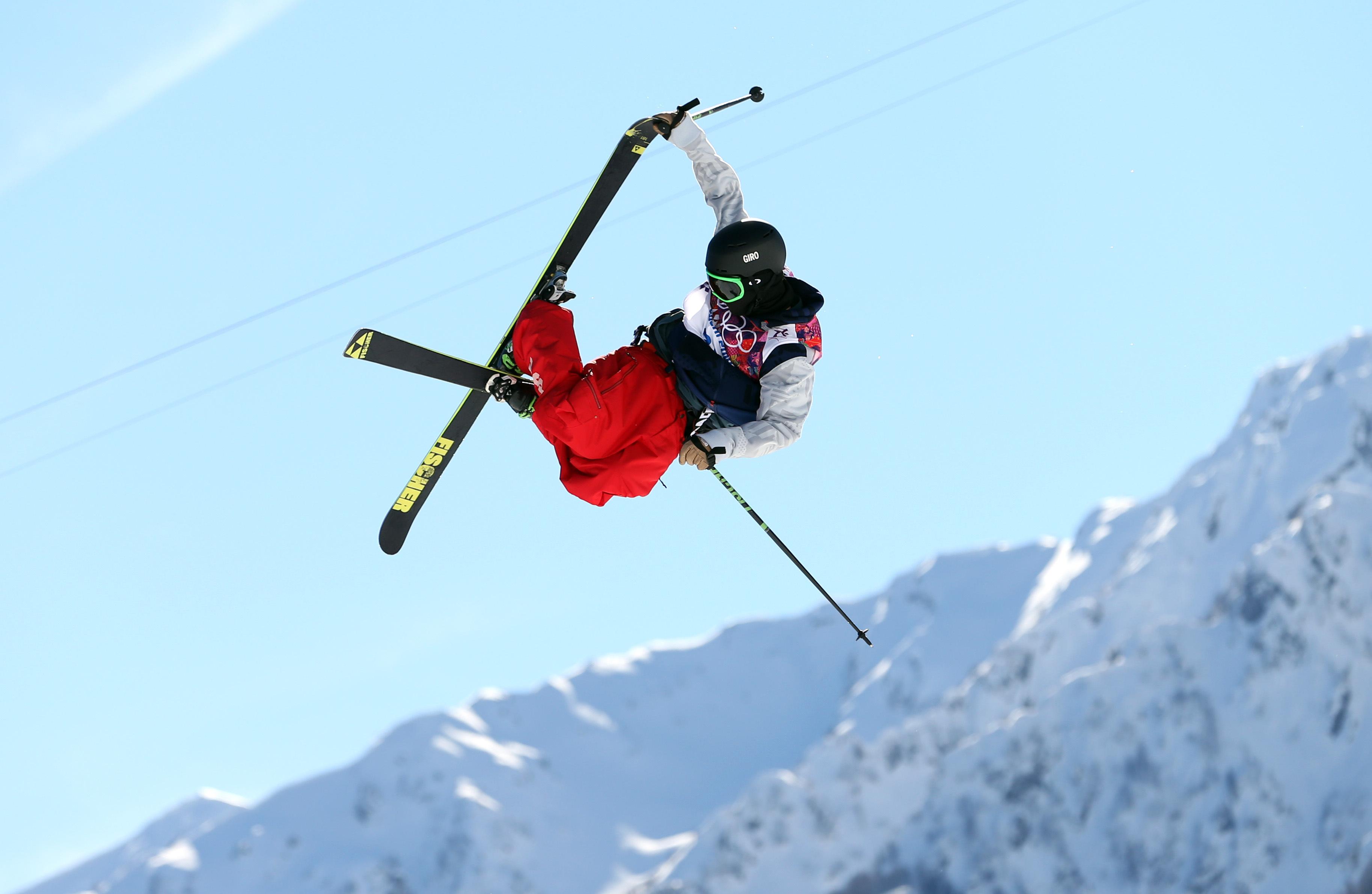 freestyle skiing wallpaper - photo #20