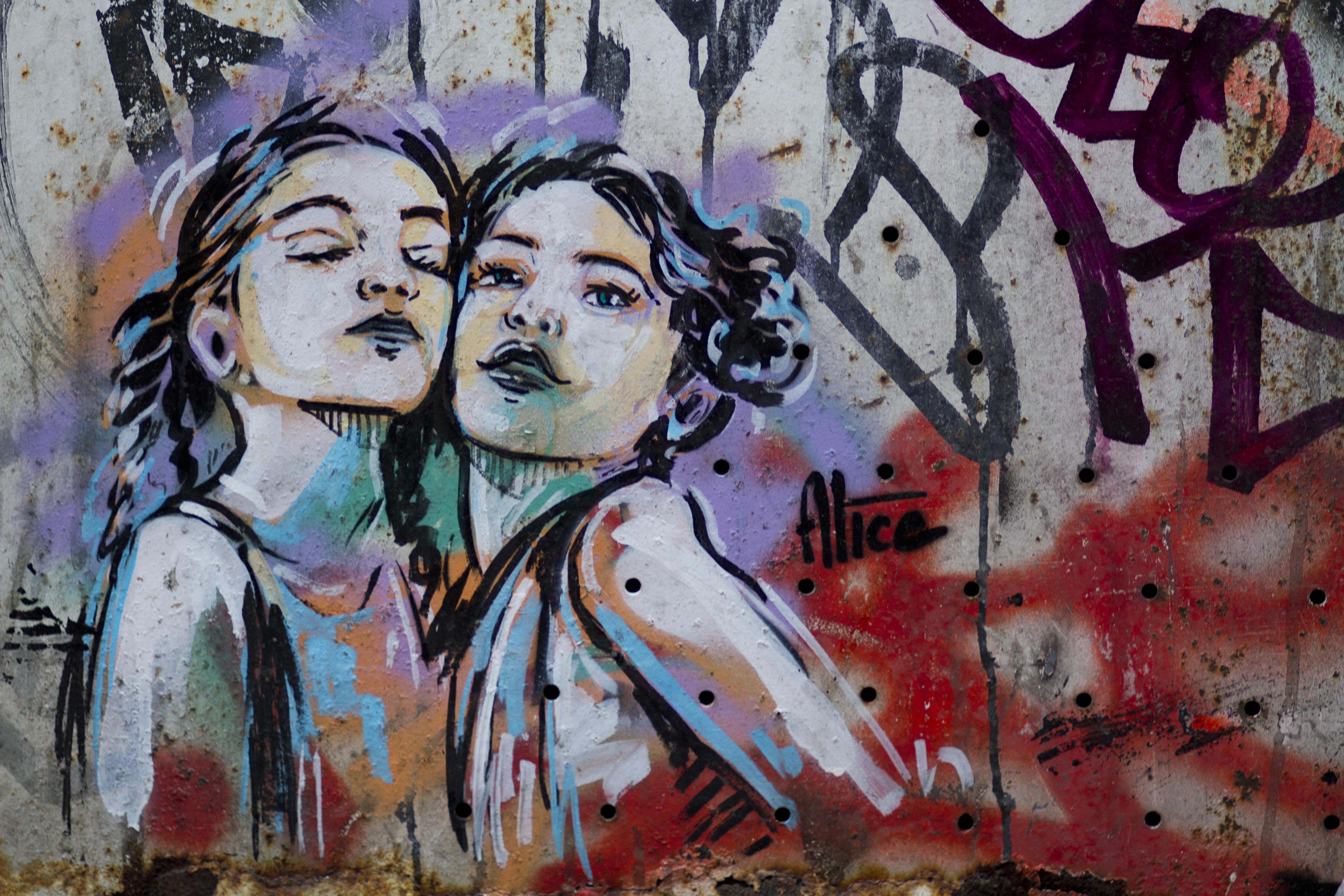 фото графити hd