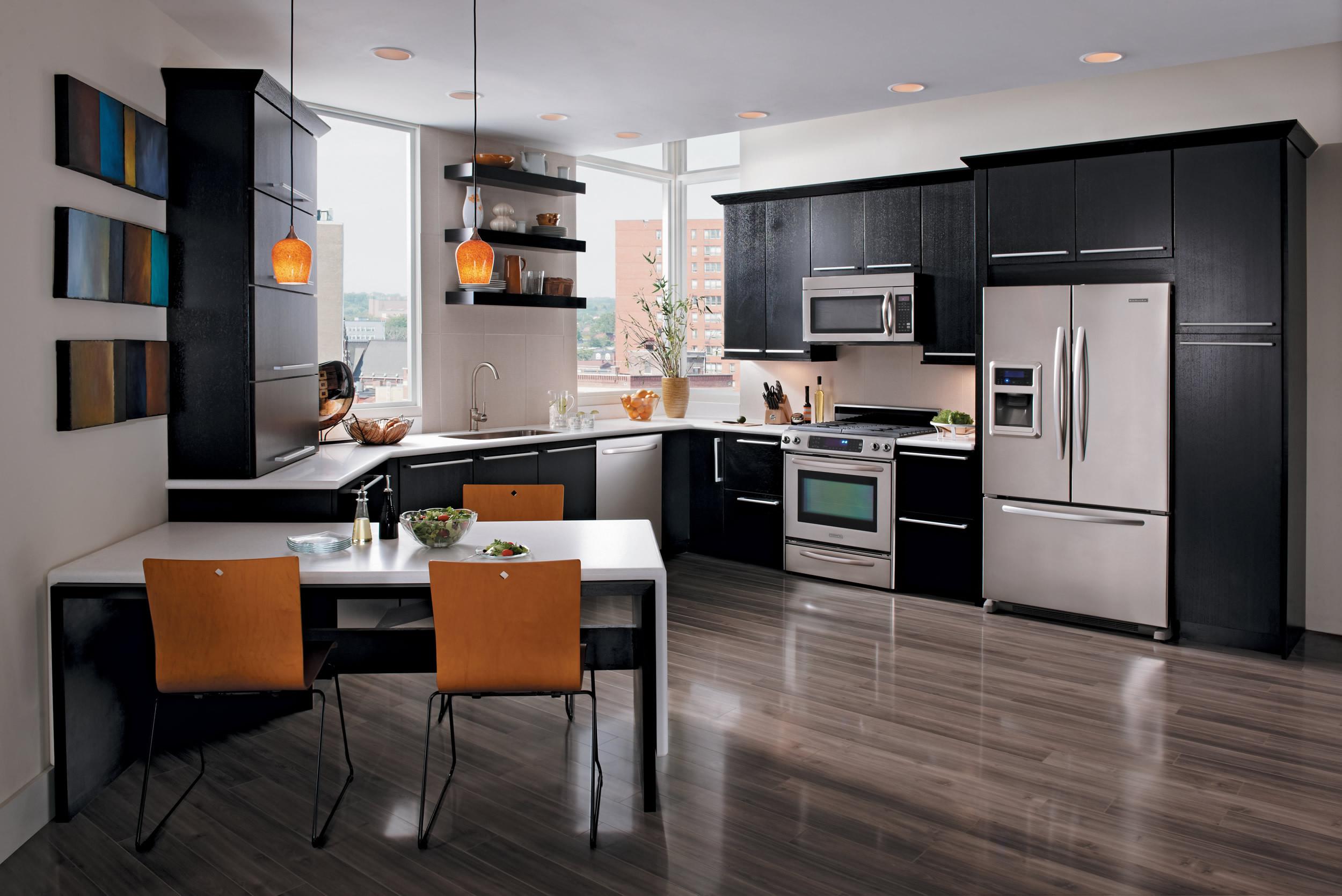 Дизайн и интерьер кухни 2015 современные идеи