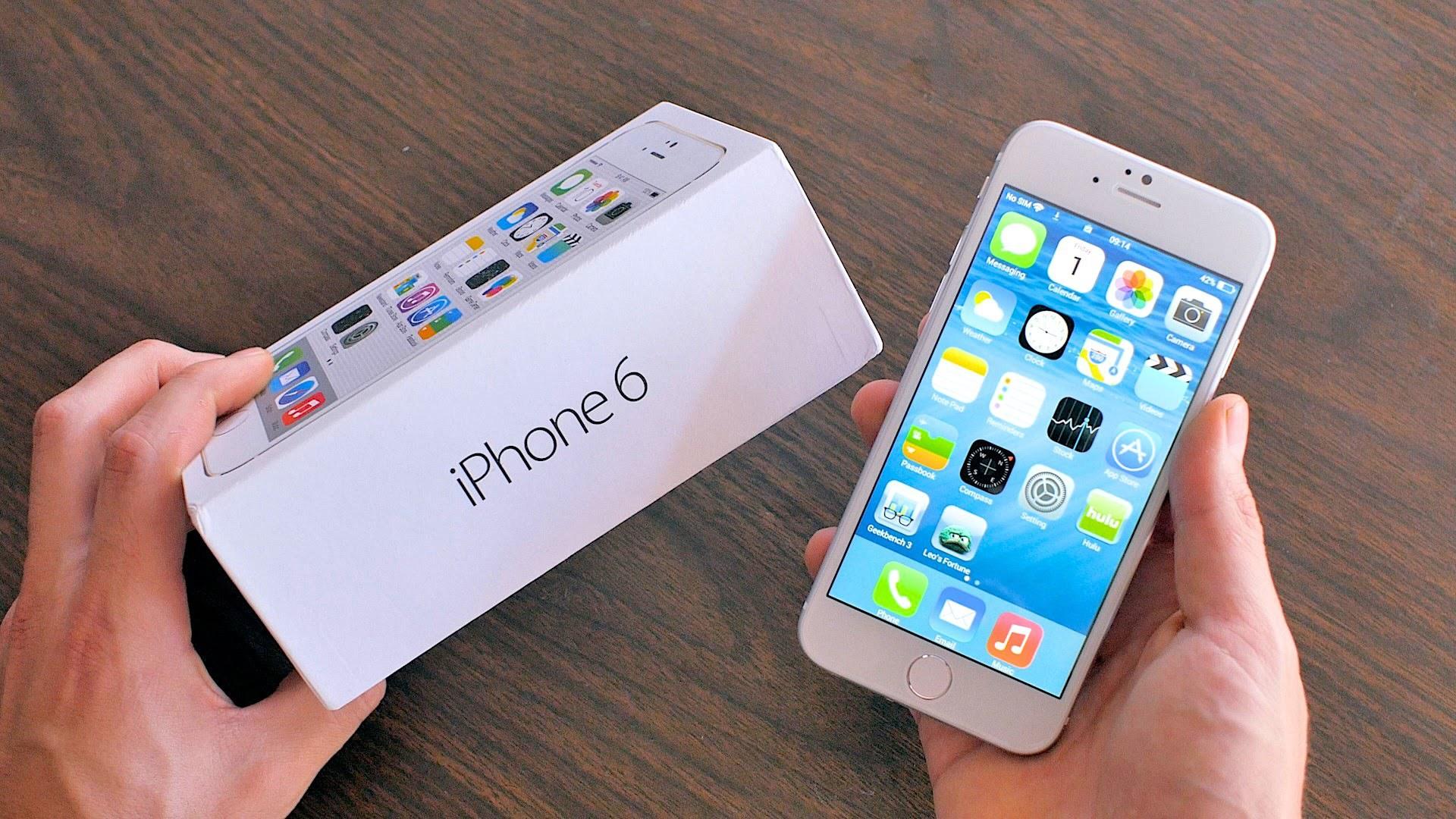 айфон 6 фото новый