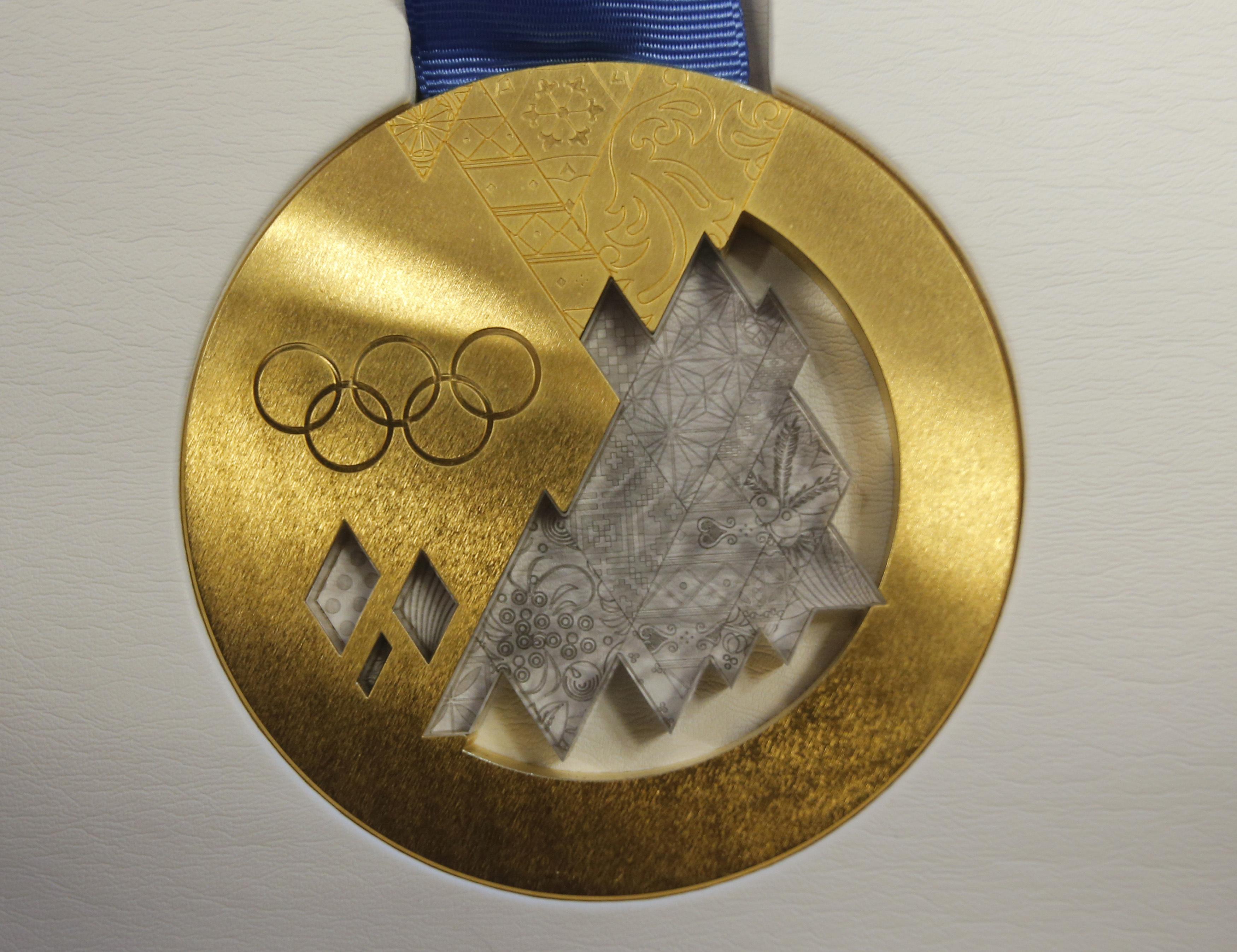 медали олимпийских игр фото фотки