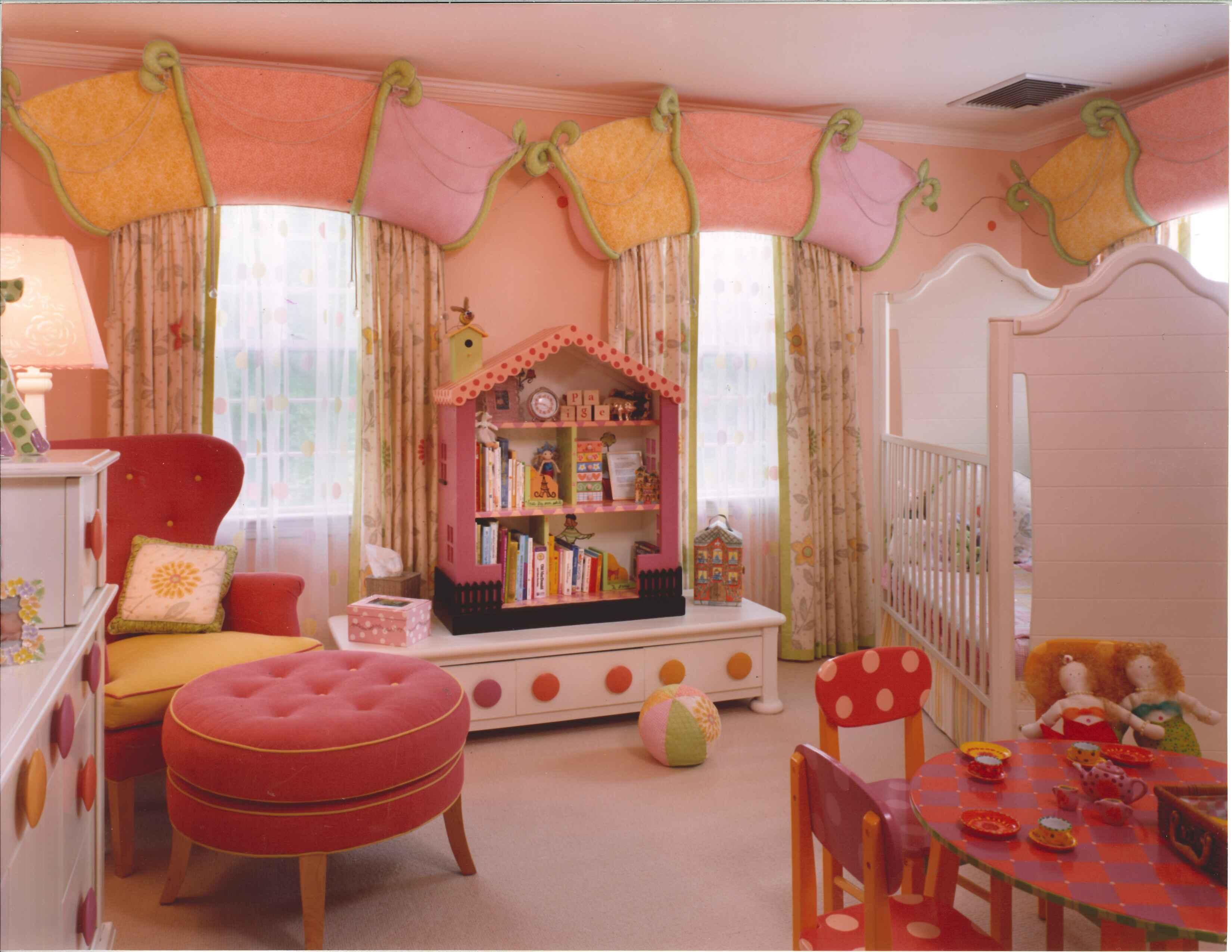 Детская комната для девочки своими руками идеи интересный