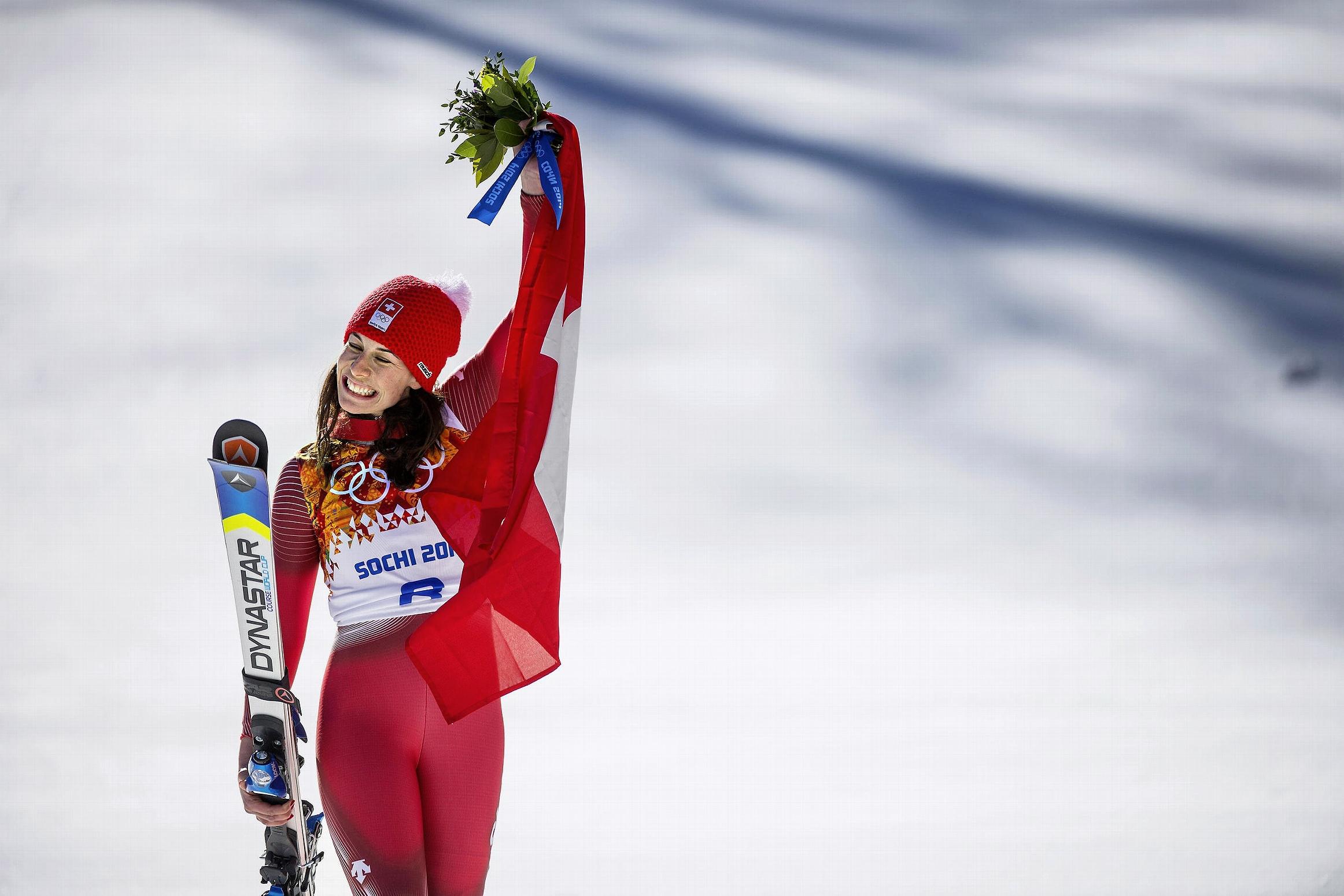 Эротические фото немецких лыжниц 3 фотография