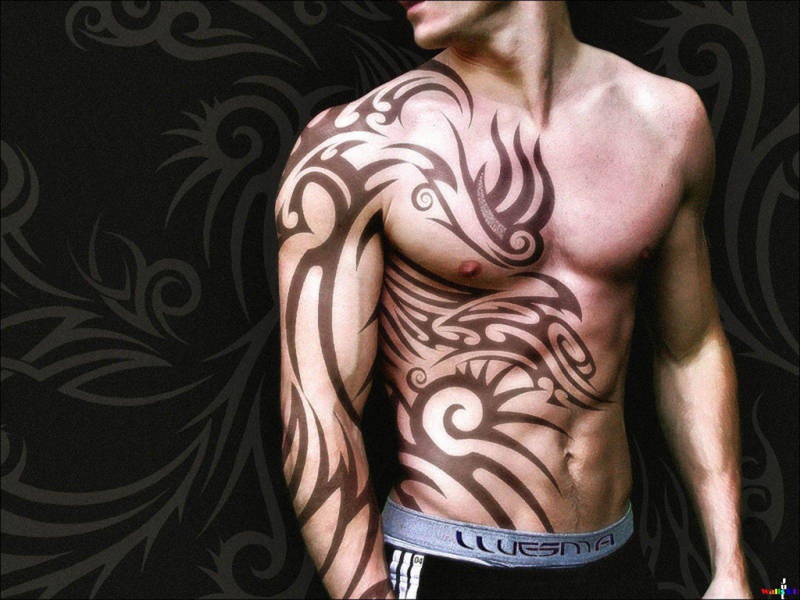 картинки на рабочий стол татуировки