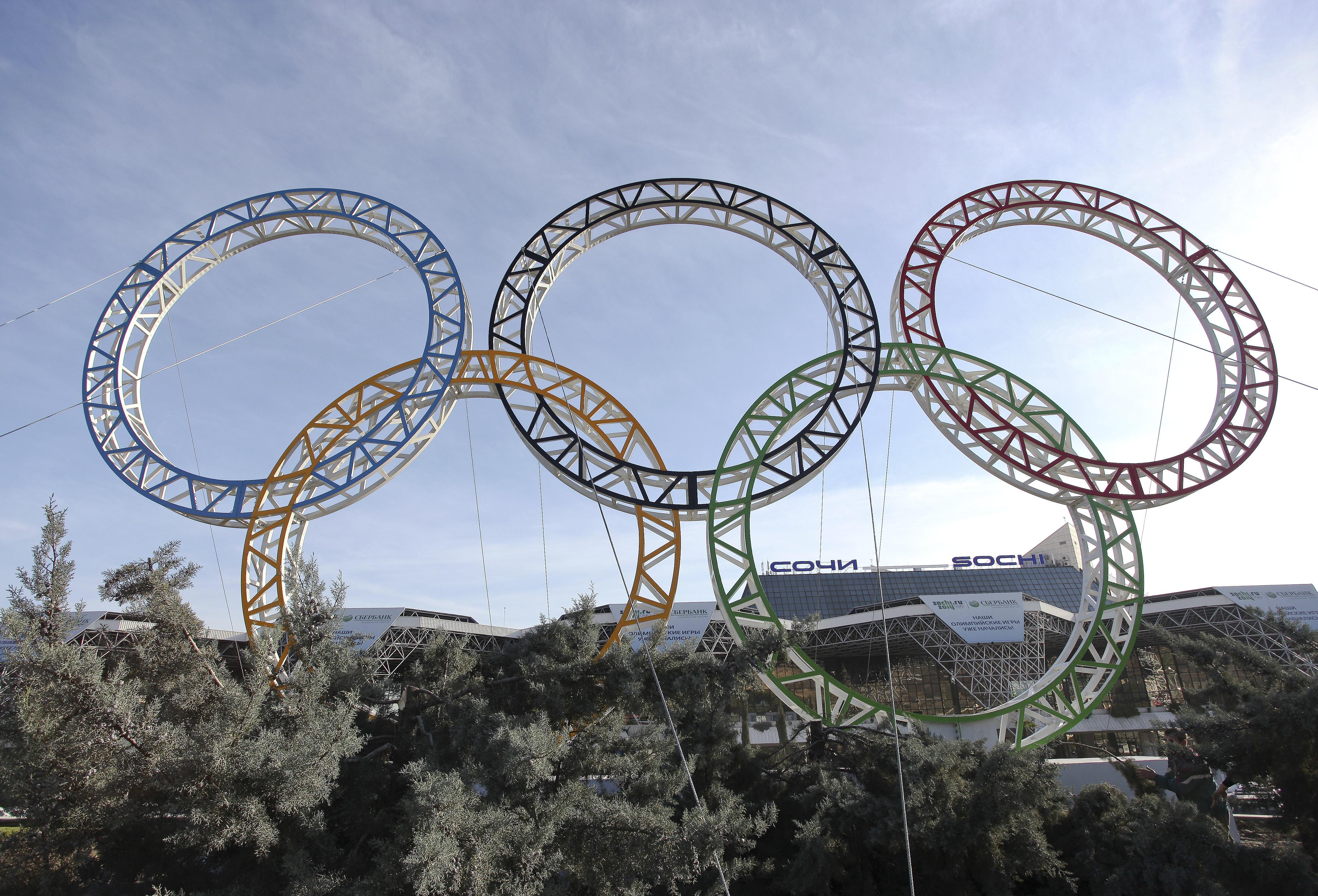 Olympia Symbol