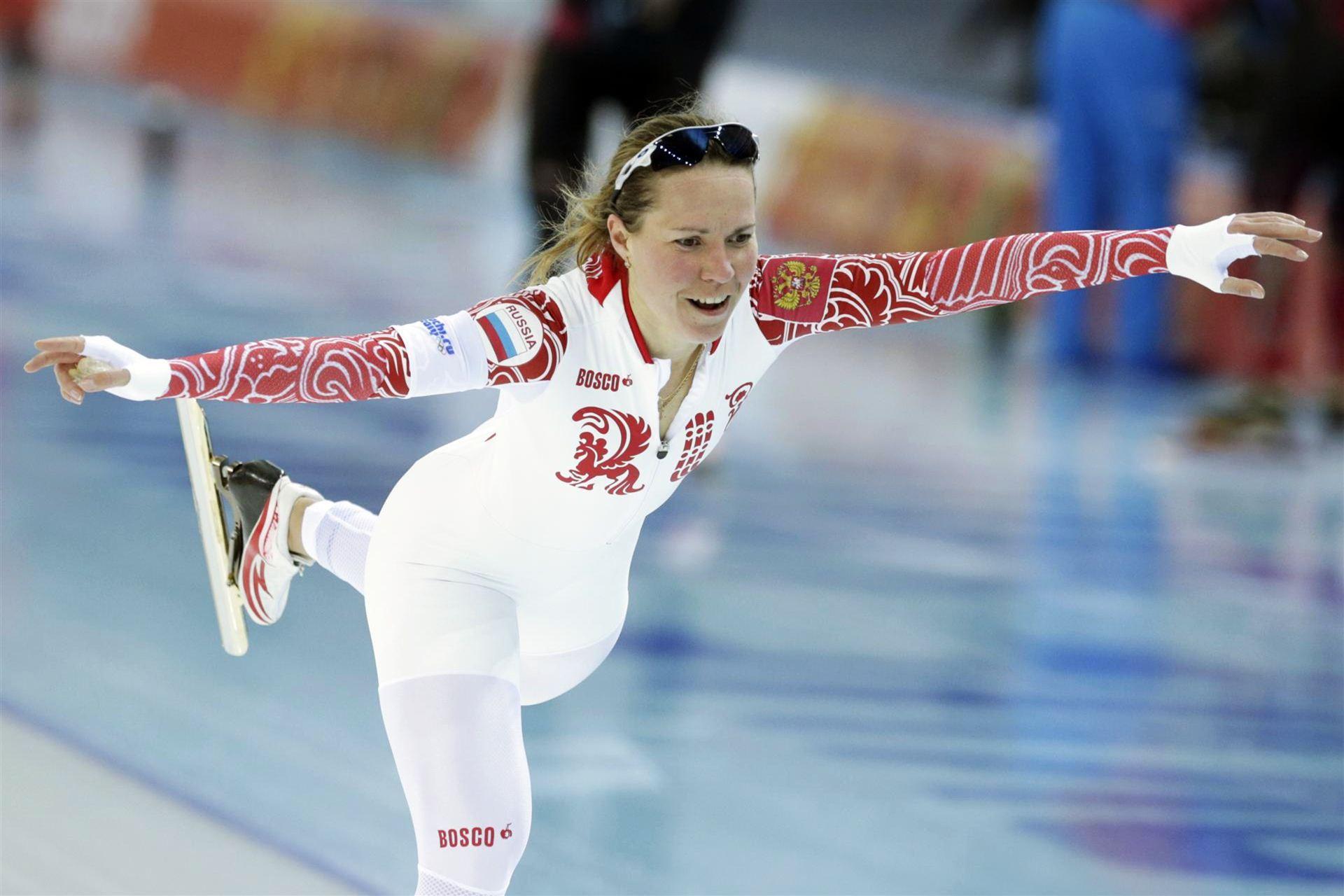 SR: Sochi Nude Speed Skating