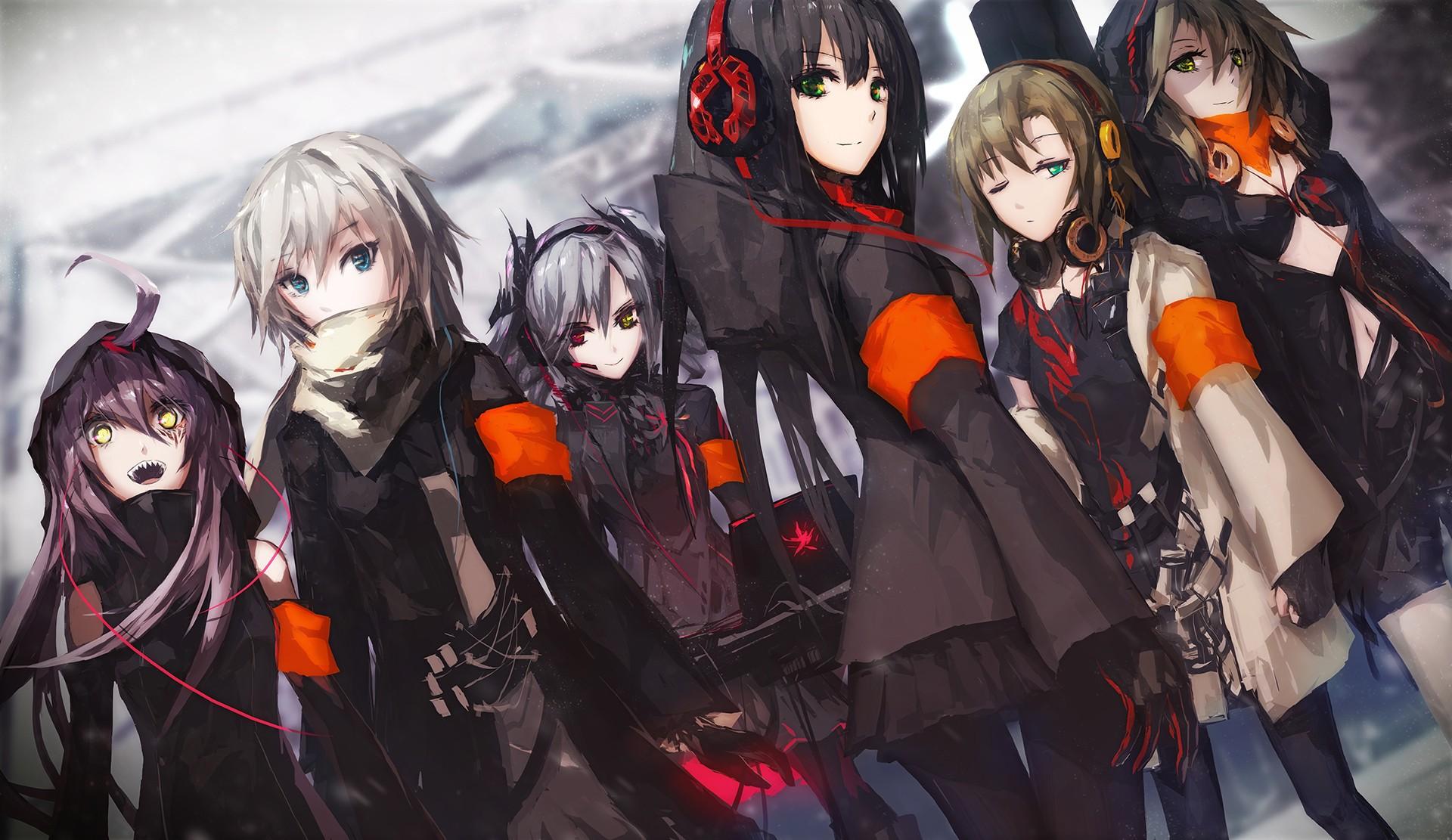 Anime Girls Team