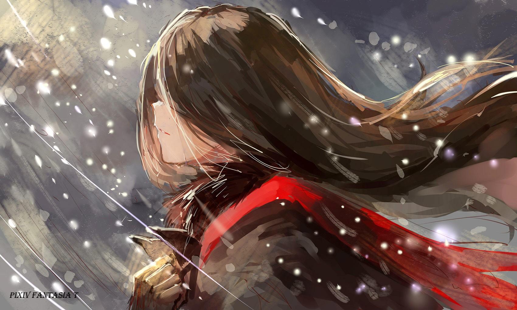 Грусть и радость картинки аниме