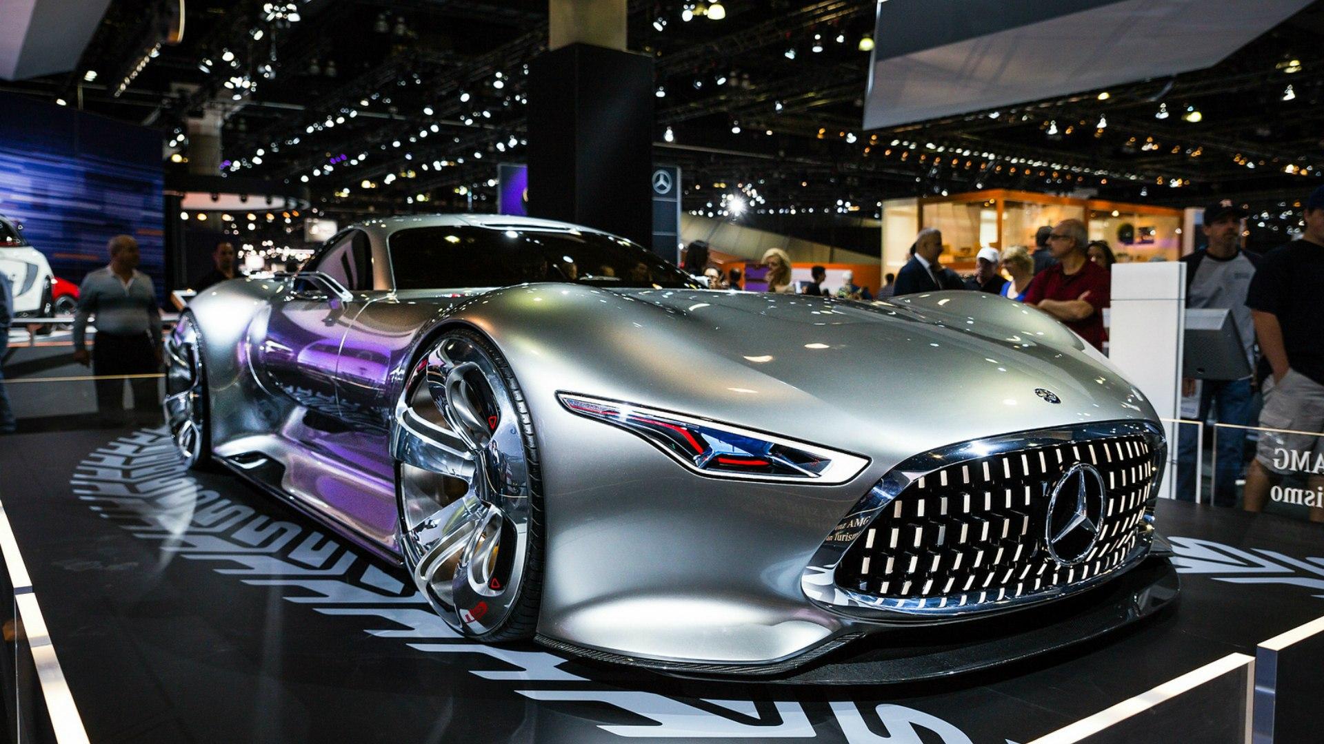 Striking mercedes benz amg vision gran turismo wallpapers for Mercedes benz amg vision gran turismo