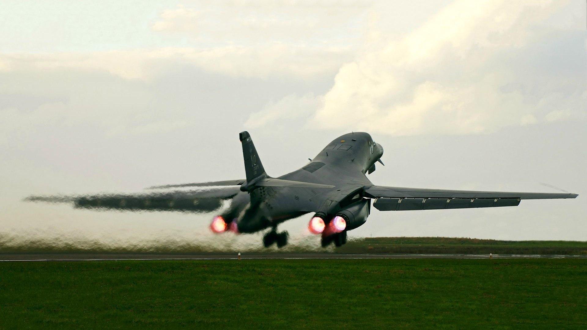 b 1b lancer bomber wallpaper - photo #1