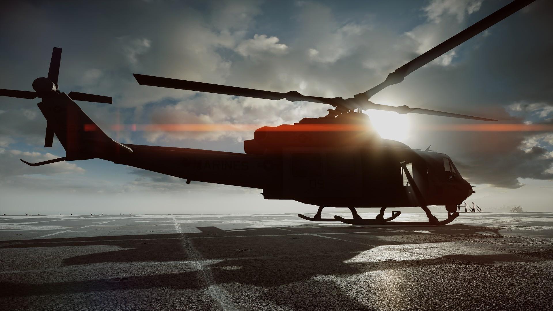 Красивые фото вертолетов на рабочий стол