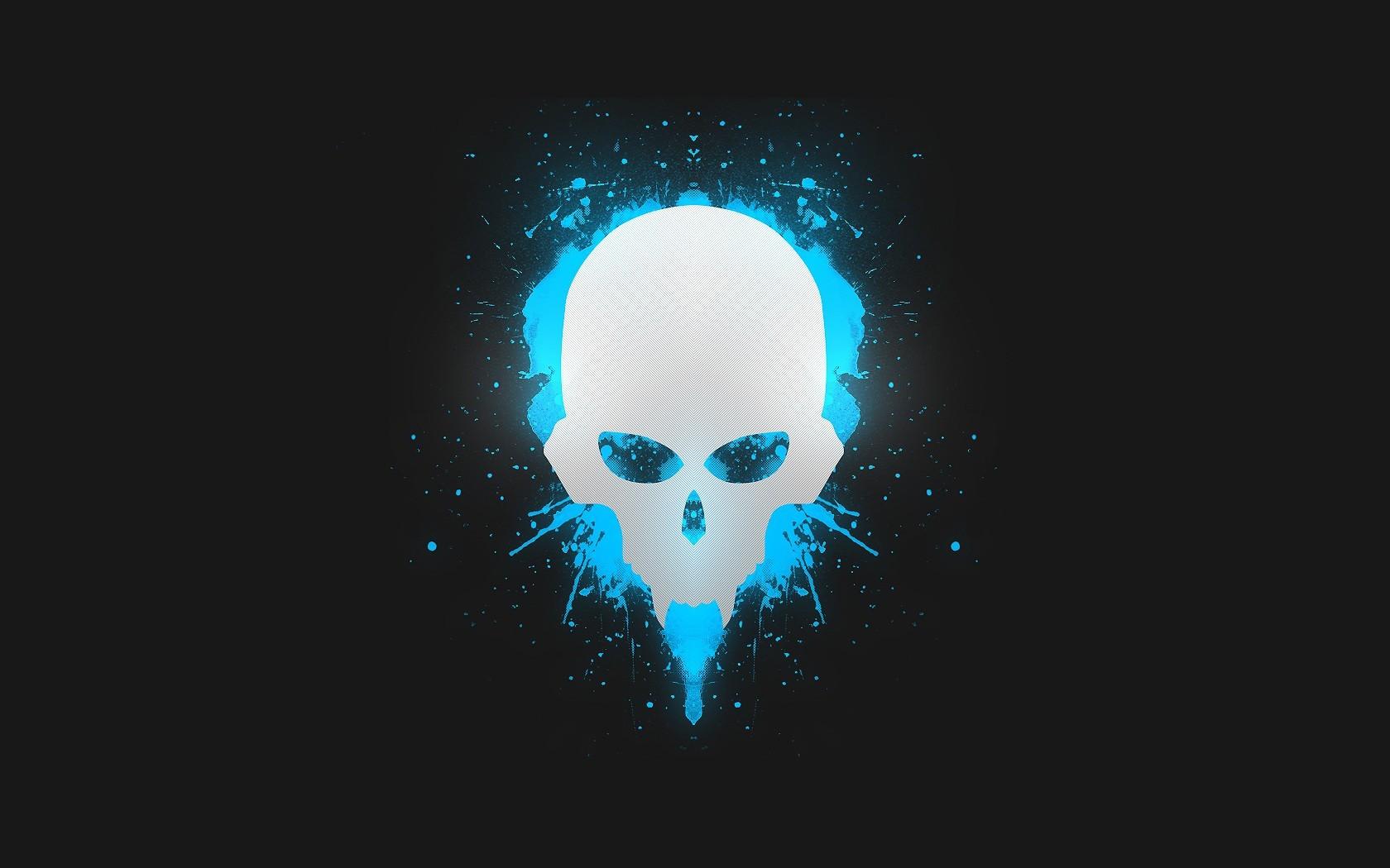 тебя, картинки череп на синем фоне дрессированная обезьянка