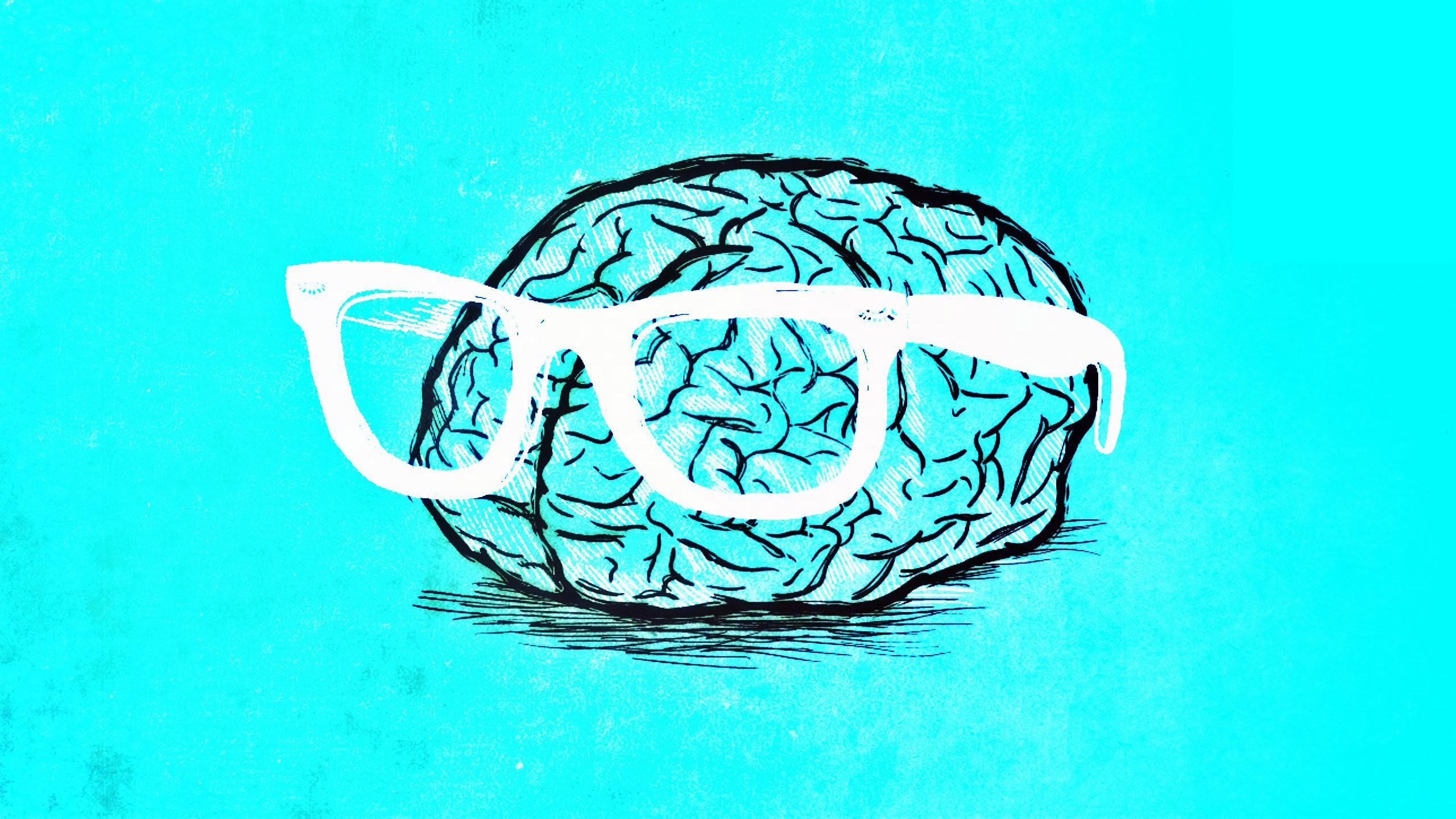 Обои мозги для рабочего стола