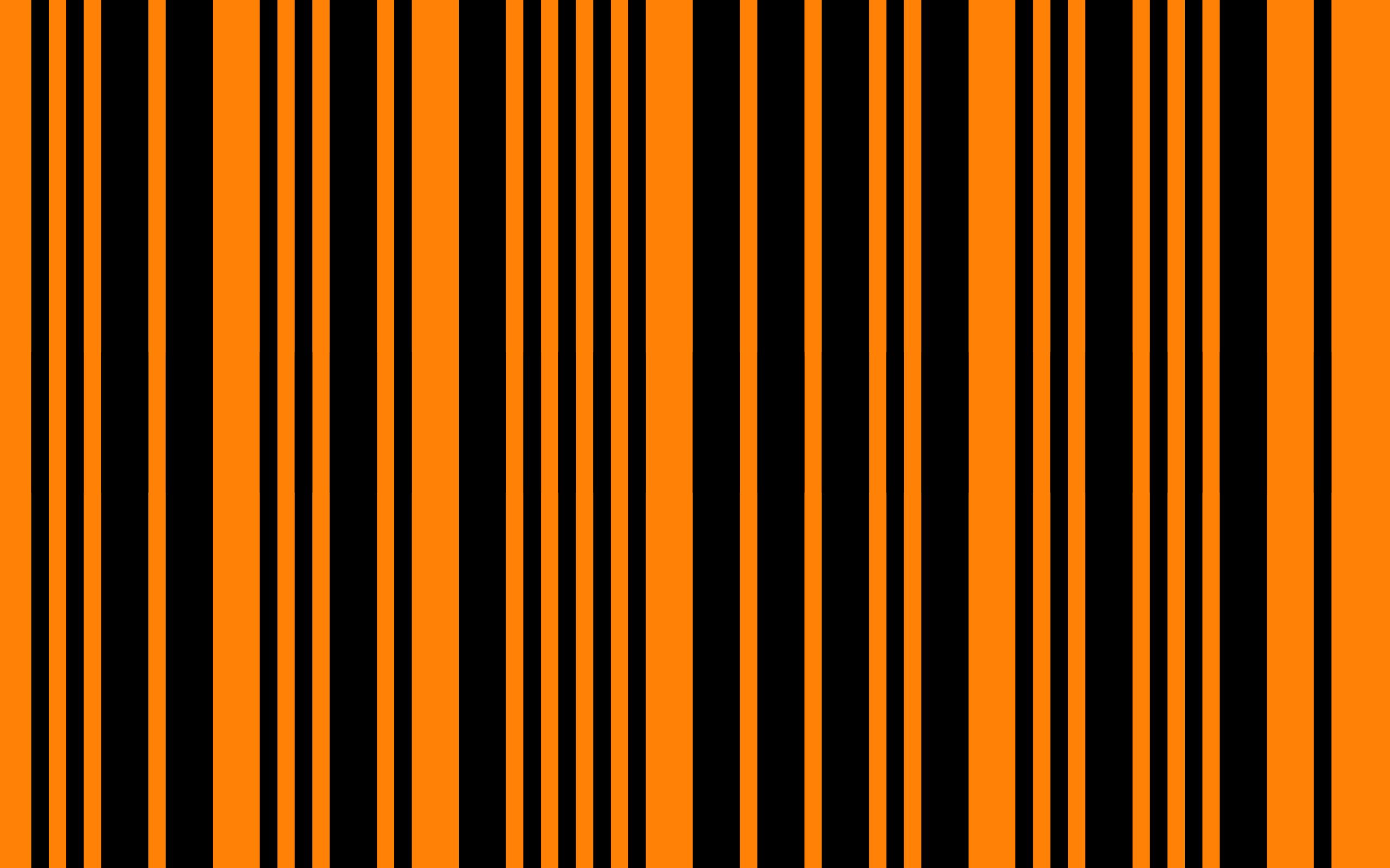 Orange bar code on a black background wallpapers and images orange bar code on a black background voltagebd Image collections