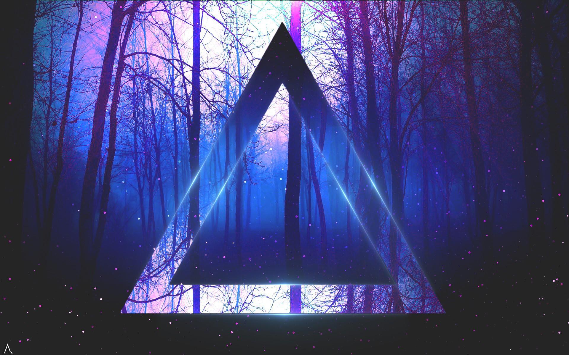 зритель красивые картинки в треугольниках нас