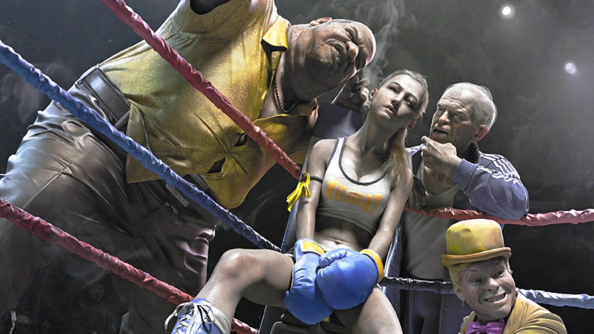 Подружке, прикольные картинки на рабочий стол бокс