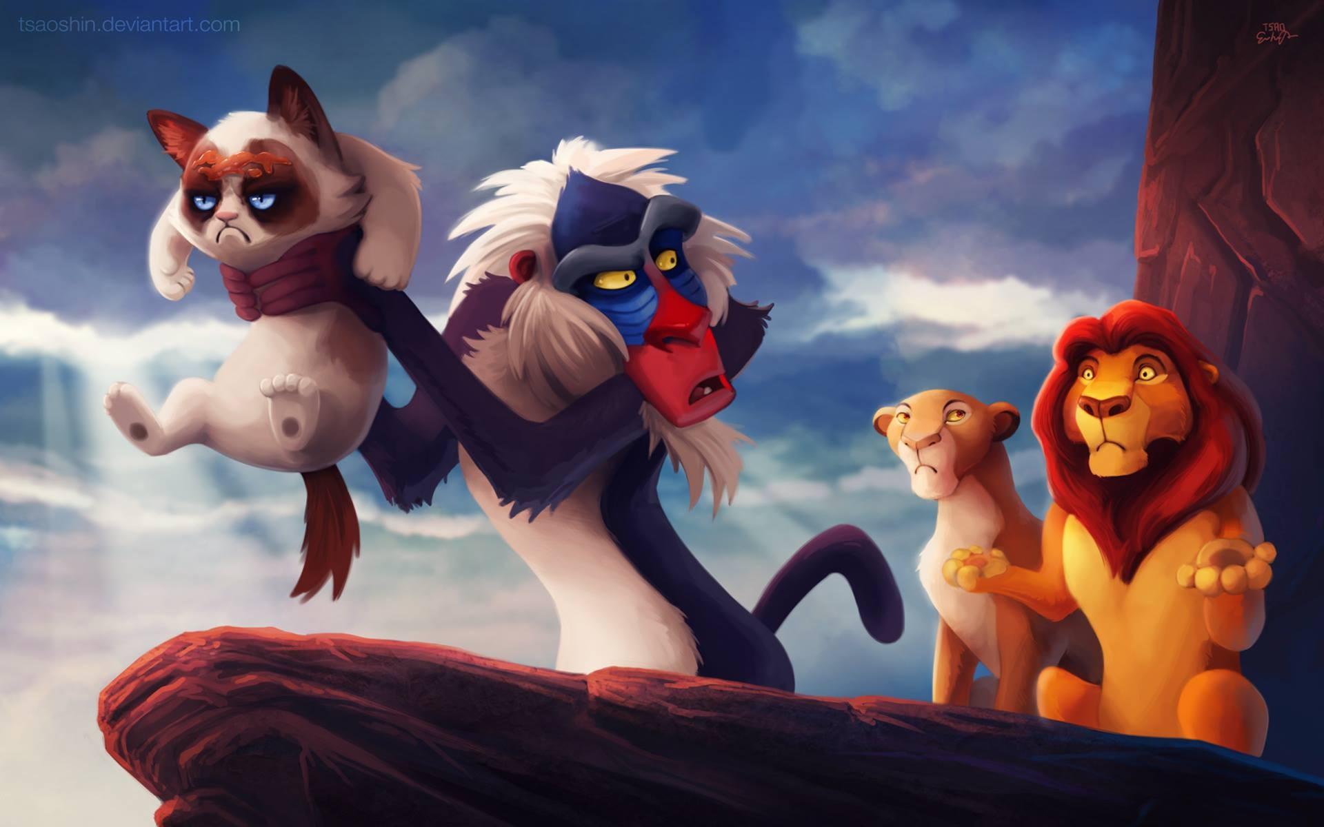 Прикольные картинки котов из мультфильмов