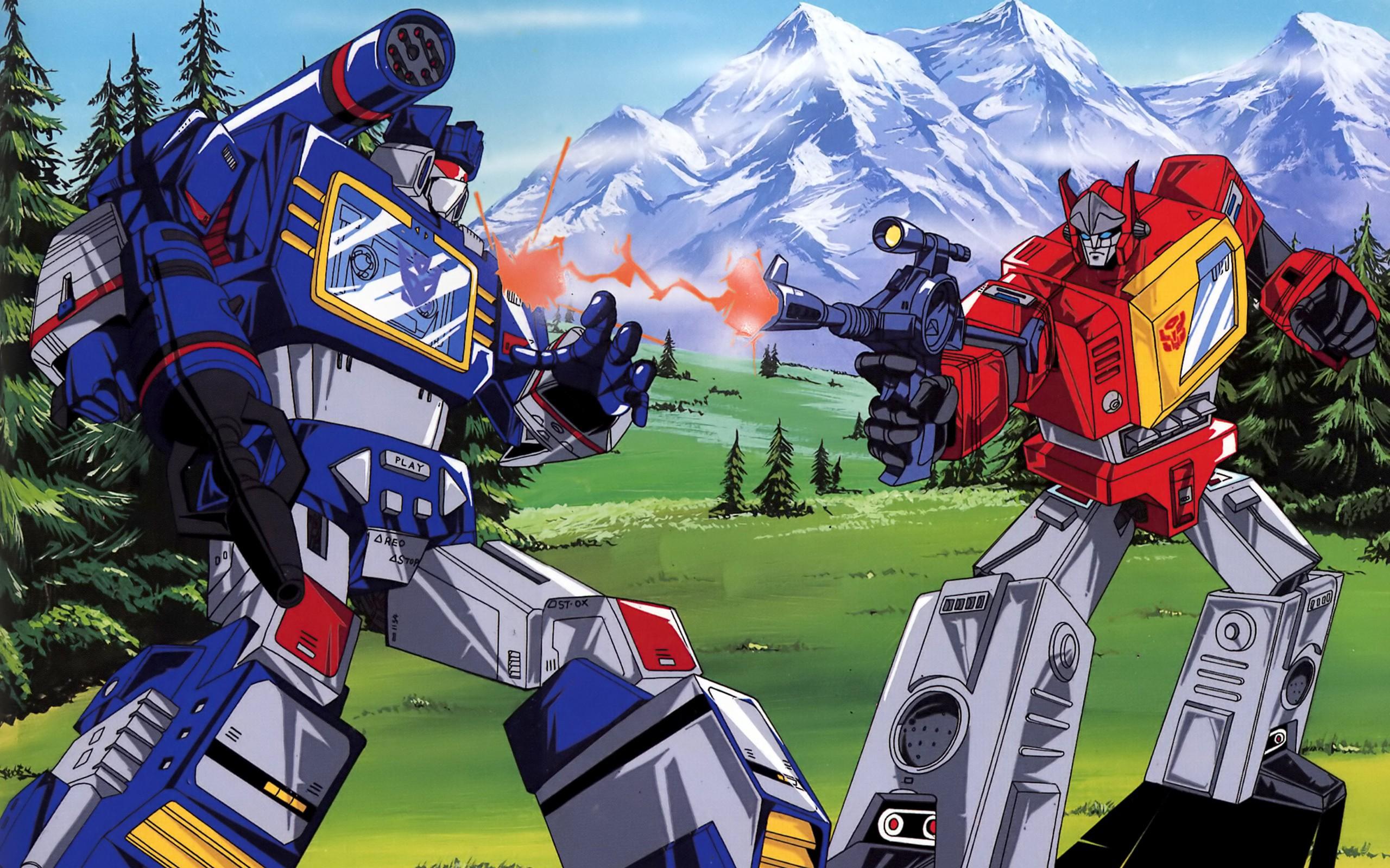 Transformers Generation 1 Cartoon Characters : Transformers g cartoon characters wallpapers and images
