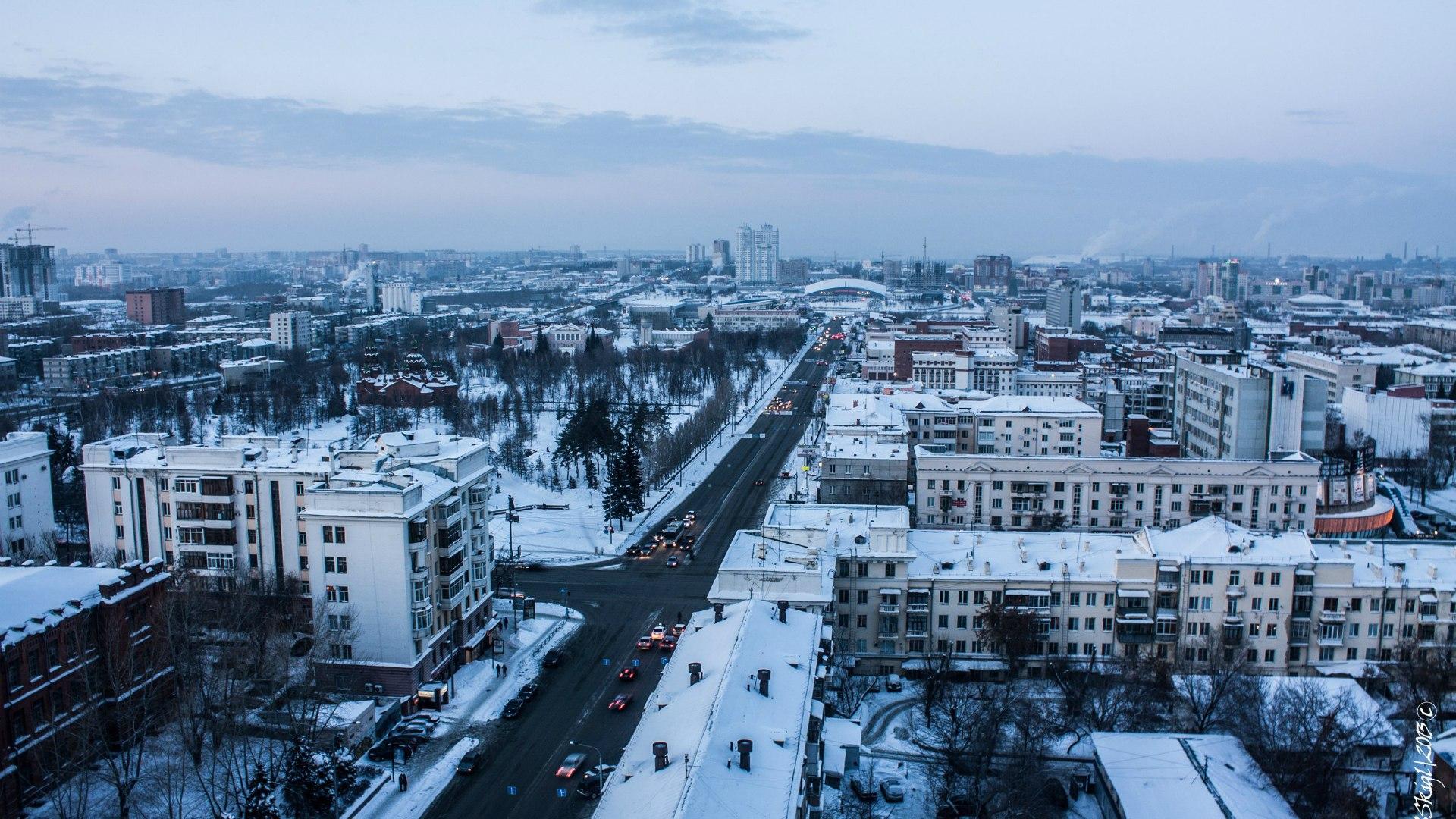 фото челябинск города