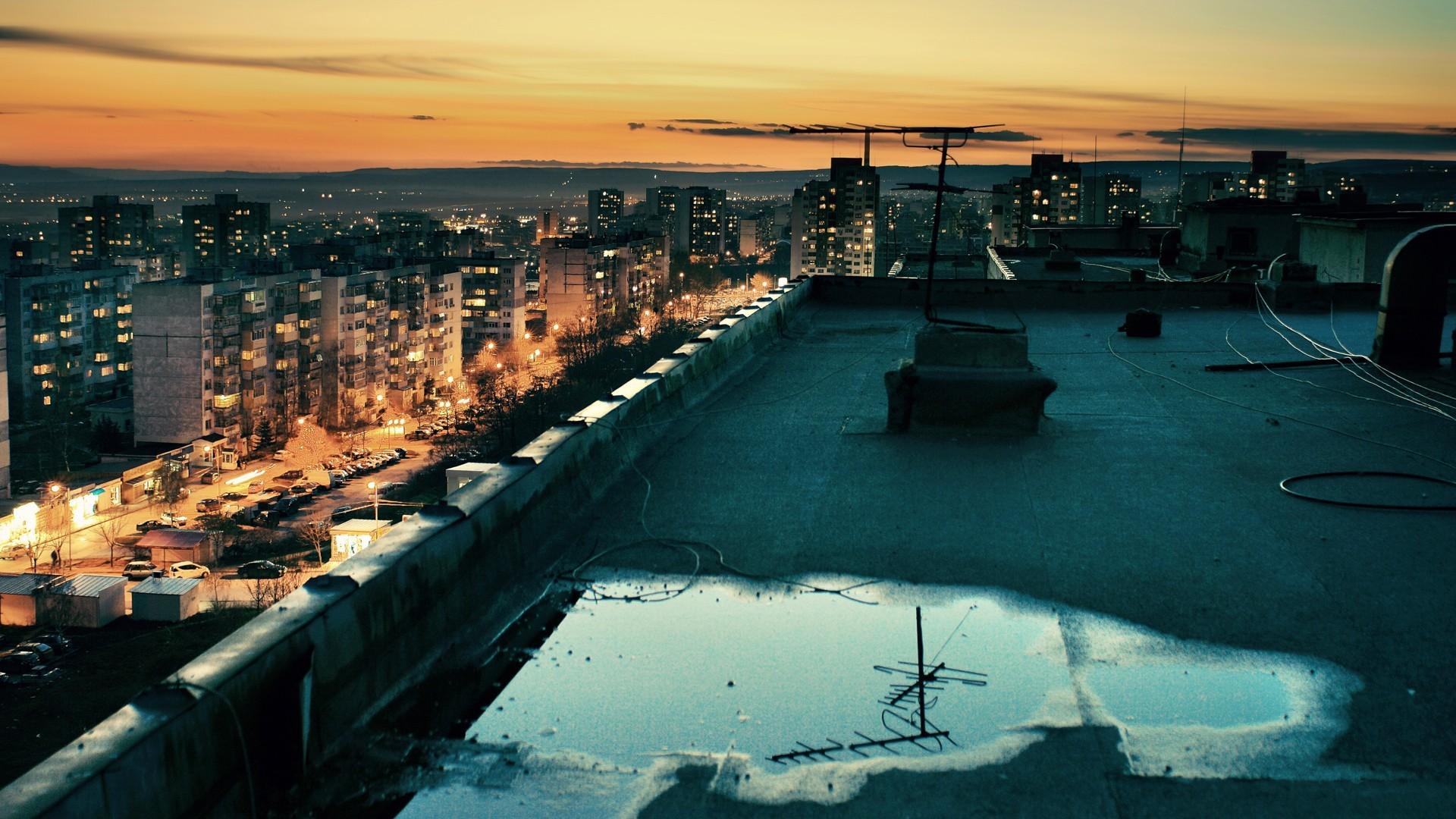 знаете фото на рабочий стол крыши домов самое организовать даче