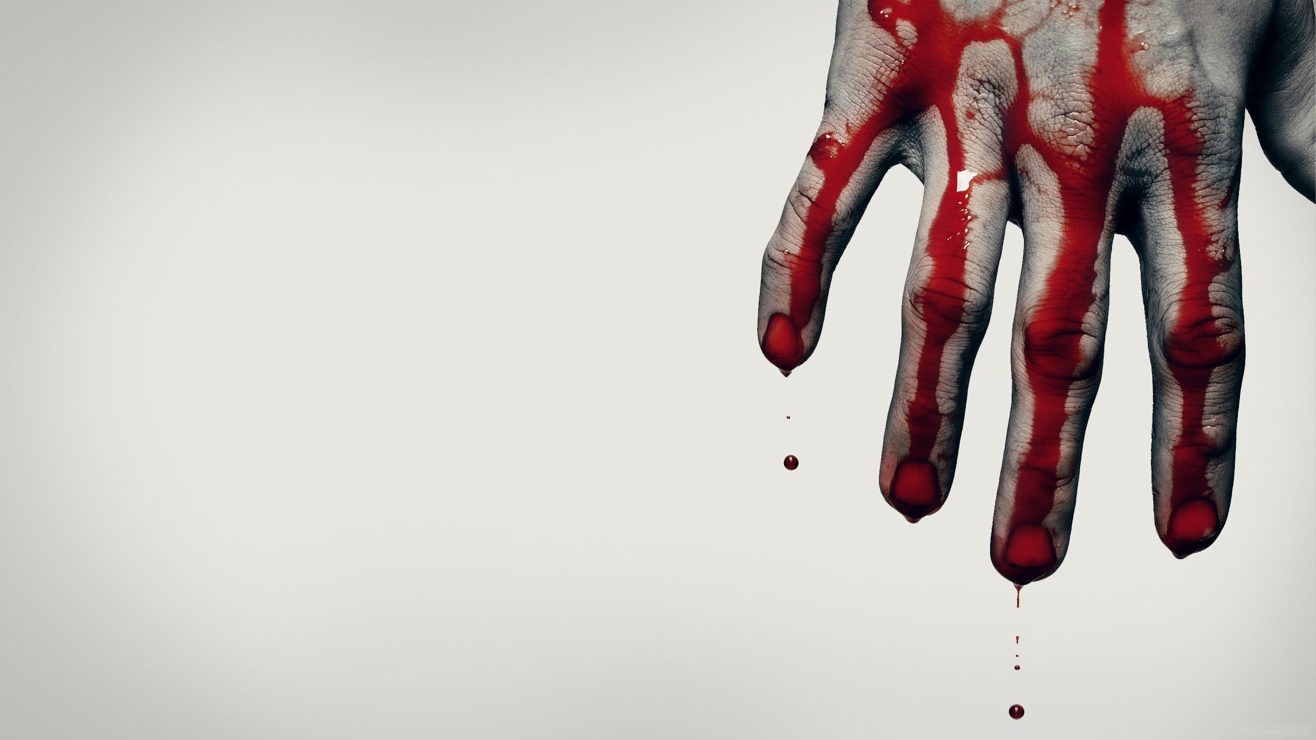 обои кровавые на рабочий стол этом