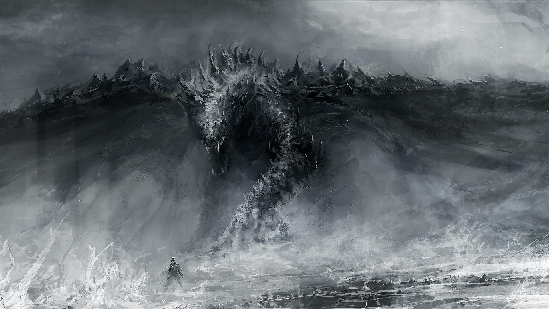download black dragon wallpaper - photo #25