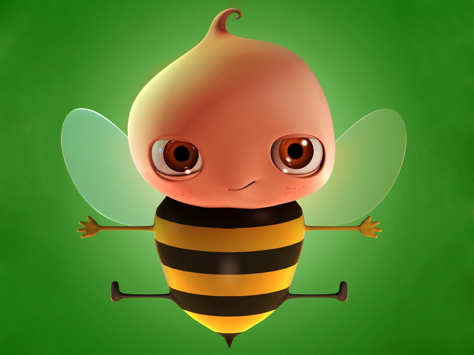 Новогодней открытке, картинки с пчелами смешные