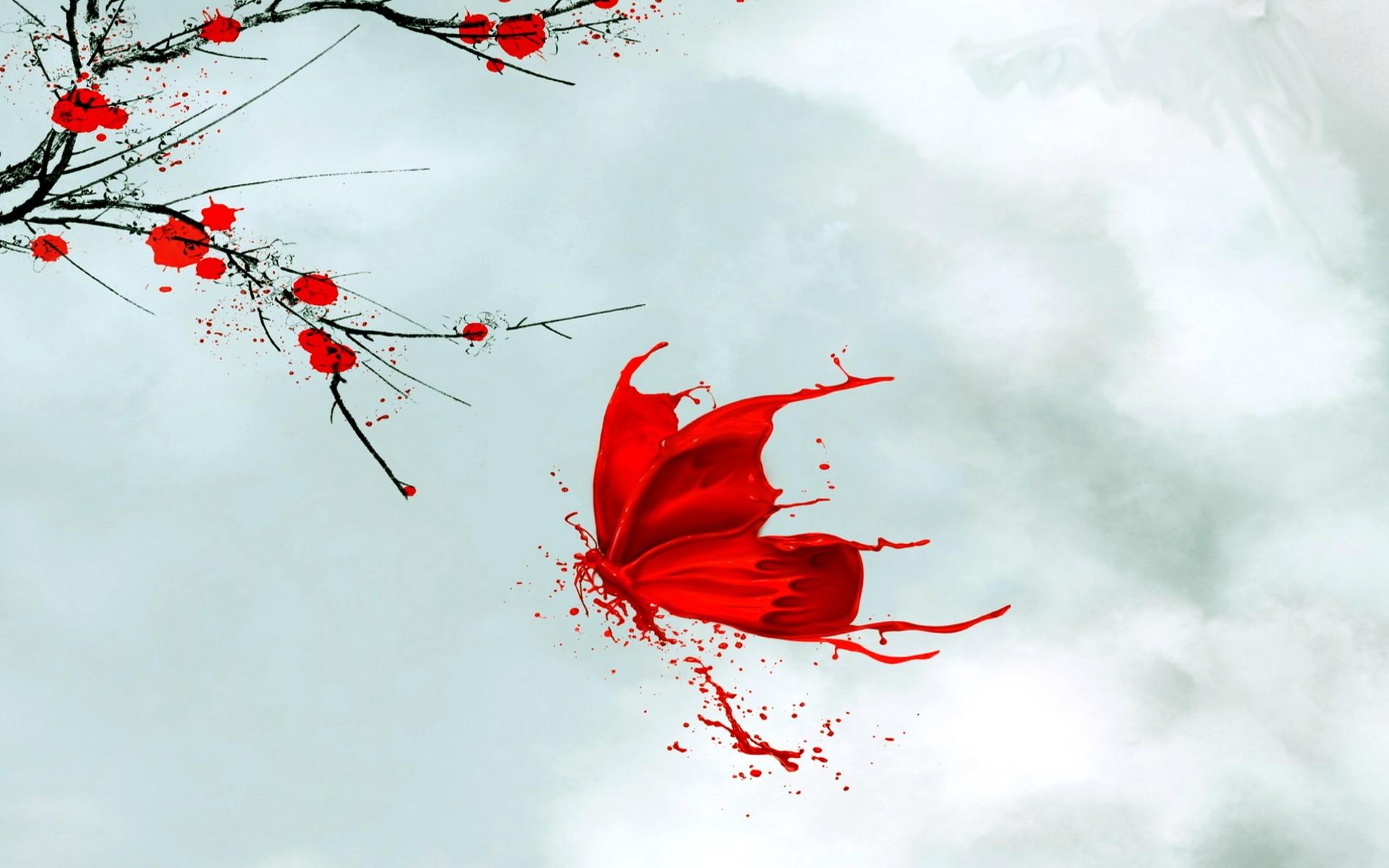 картинки бело-красно-черного цвета родом села