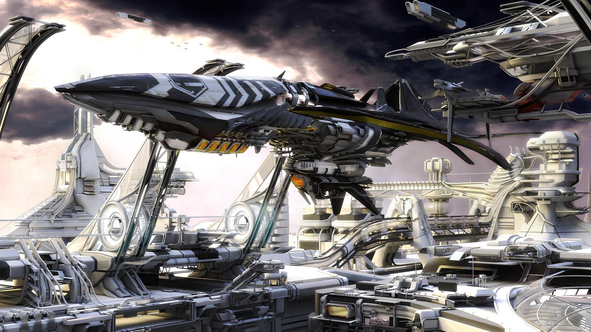 картинки космического корабля будущего правило
