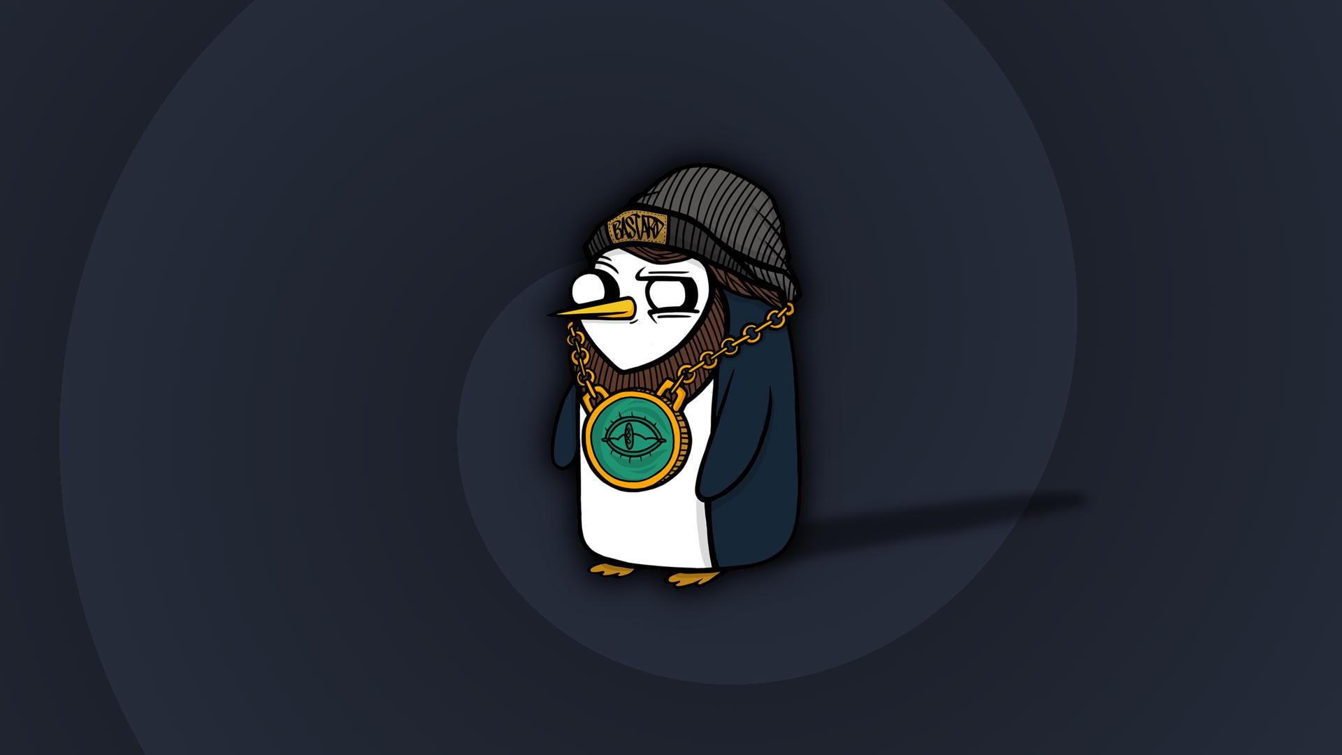 Пингвин кс го картинки