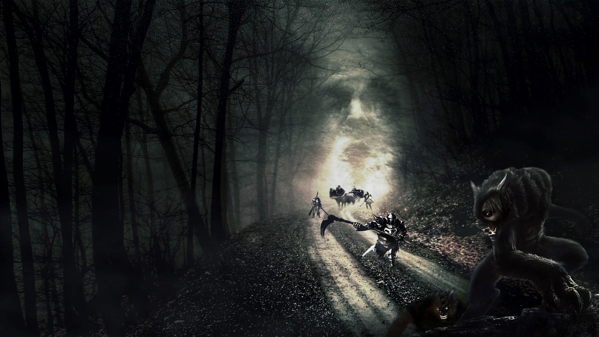 Ночной ужас картинки