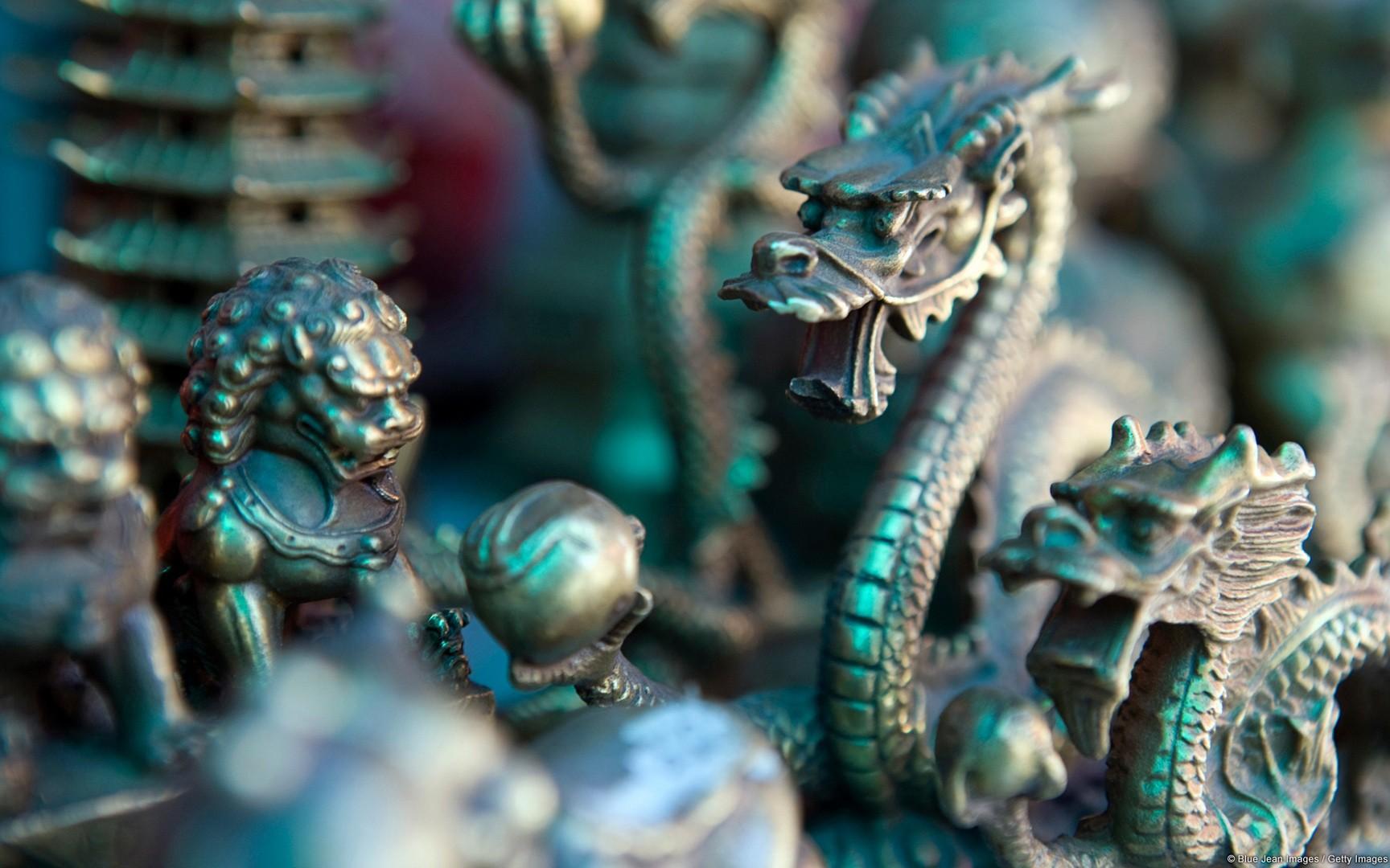 Картинки на рабочий стол дракон китай