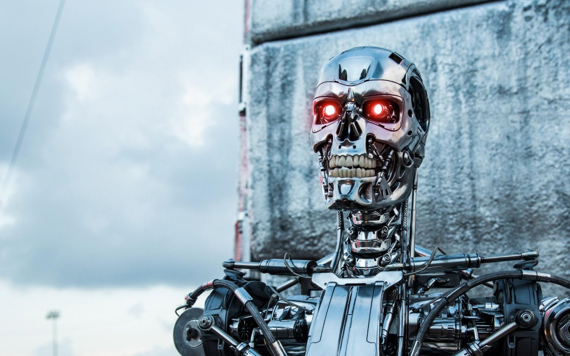 одеваются фото терминатора робота приобретения