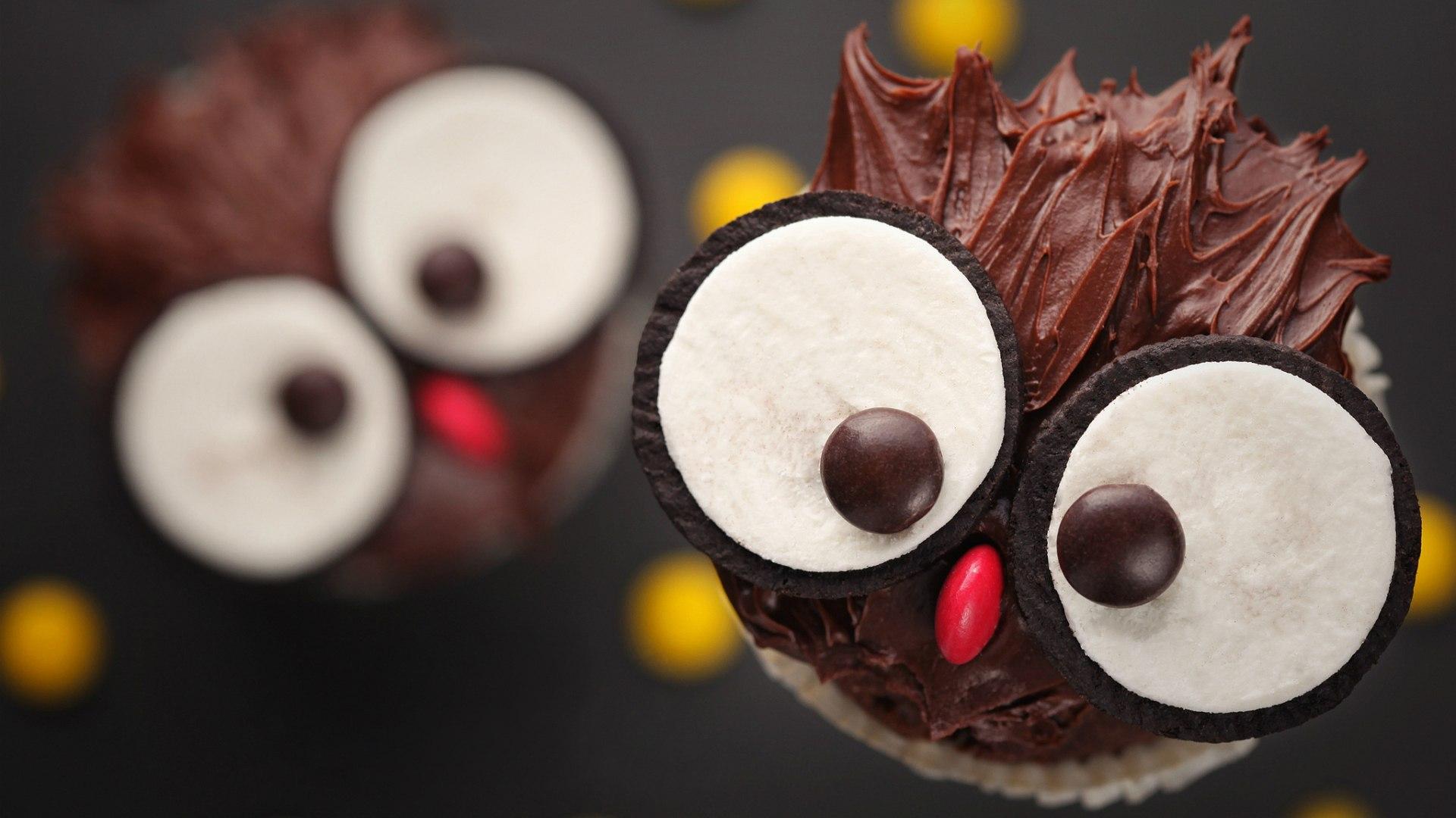 смешные картинки шоколадный глаз добирались
