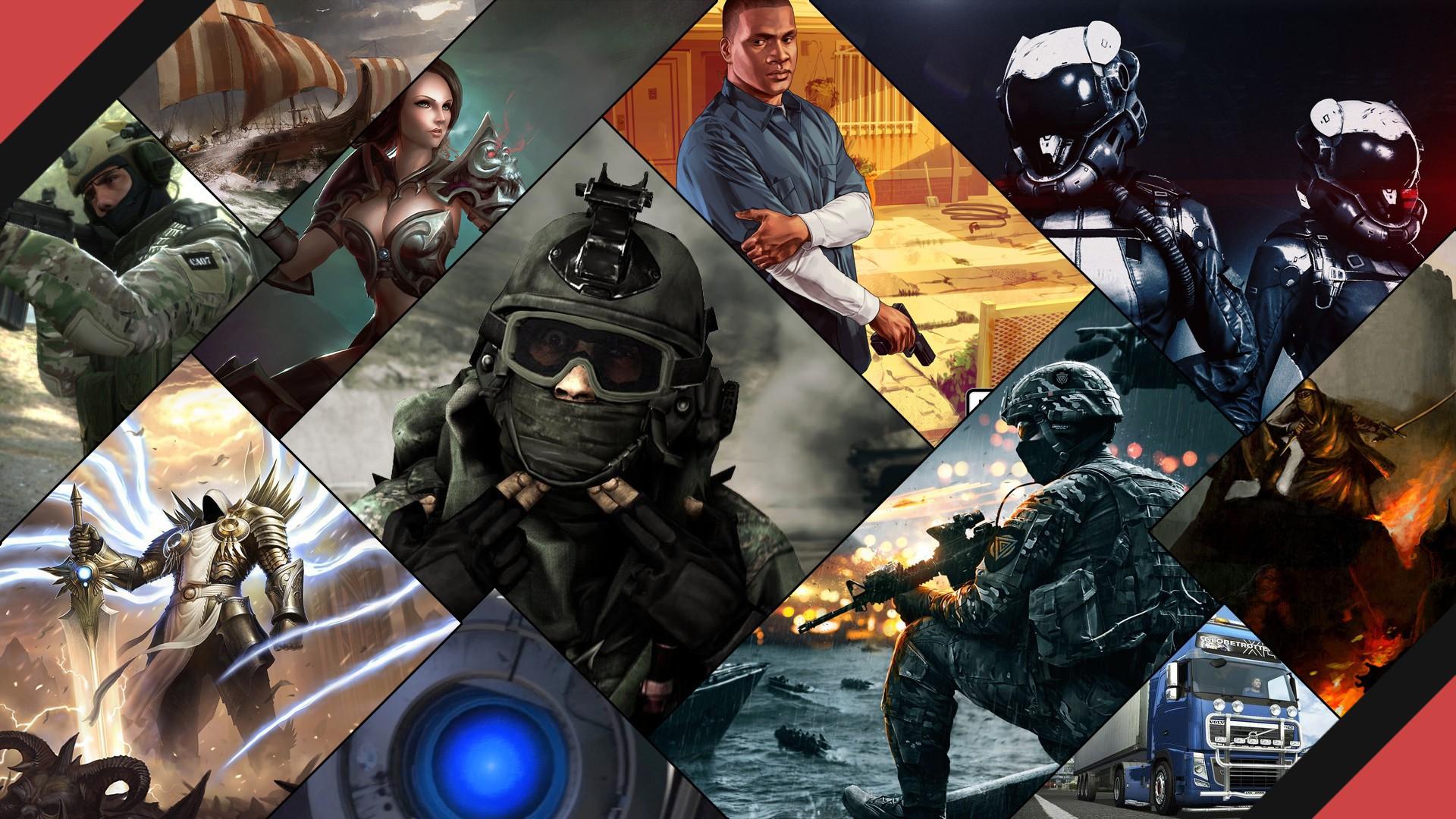 картинки с игровой тематикой