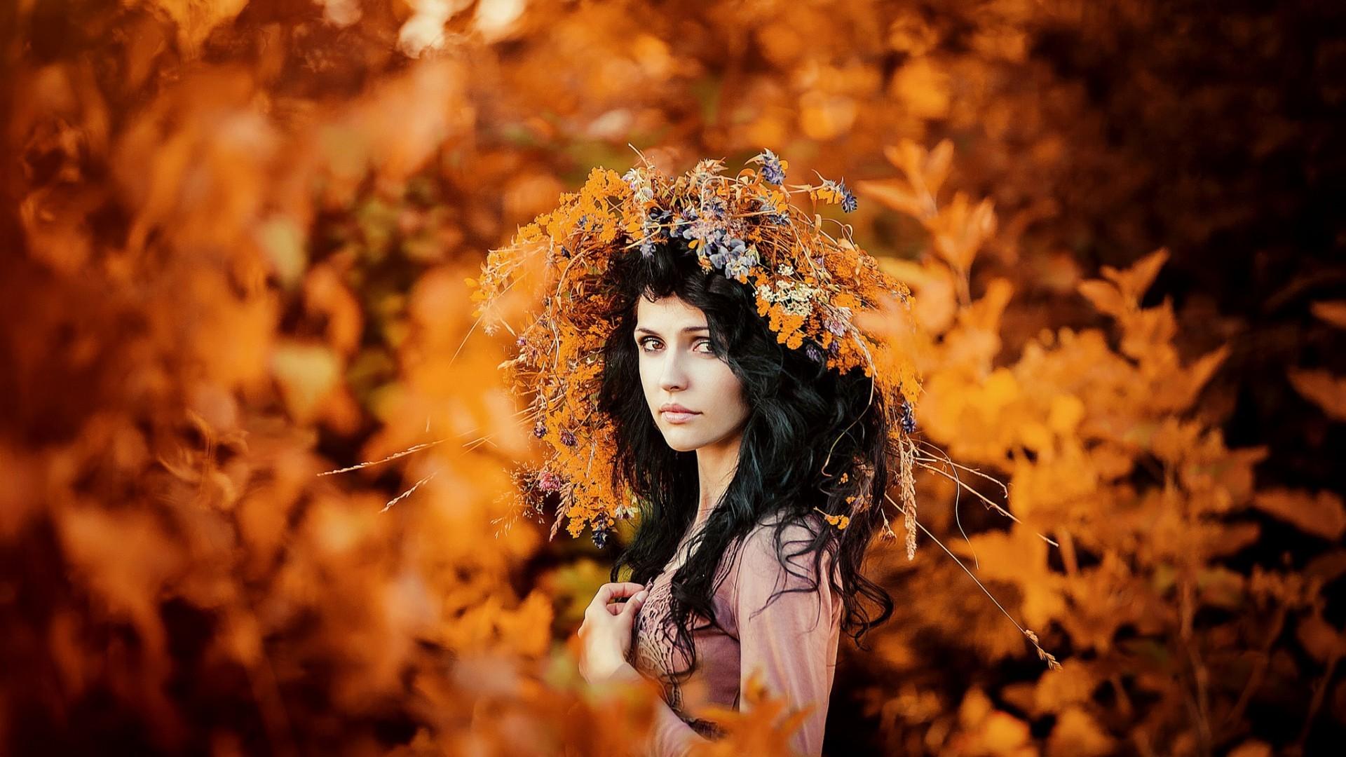 Днем петра, женщина и осень картинки красивые