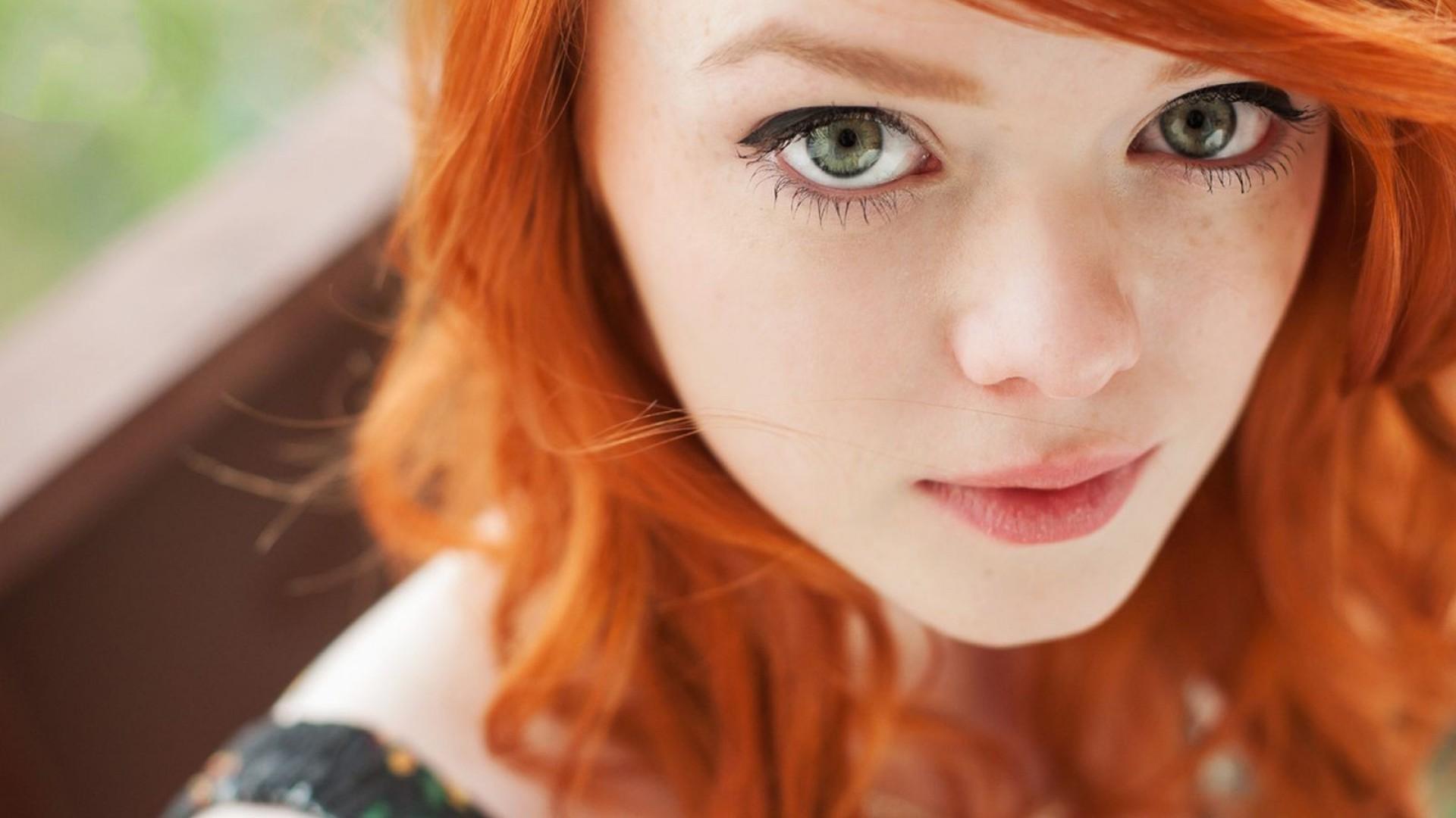модели с зелеными глазами