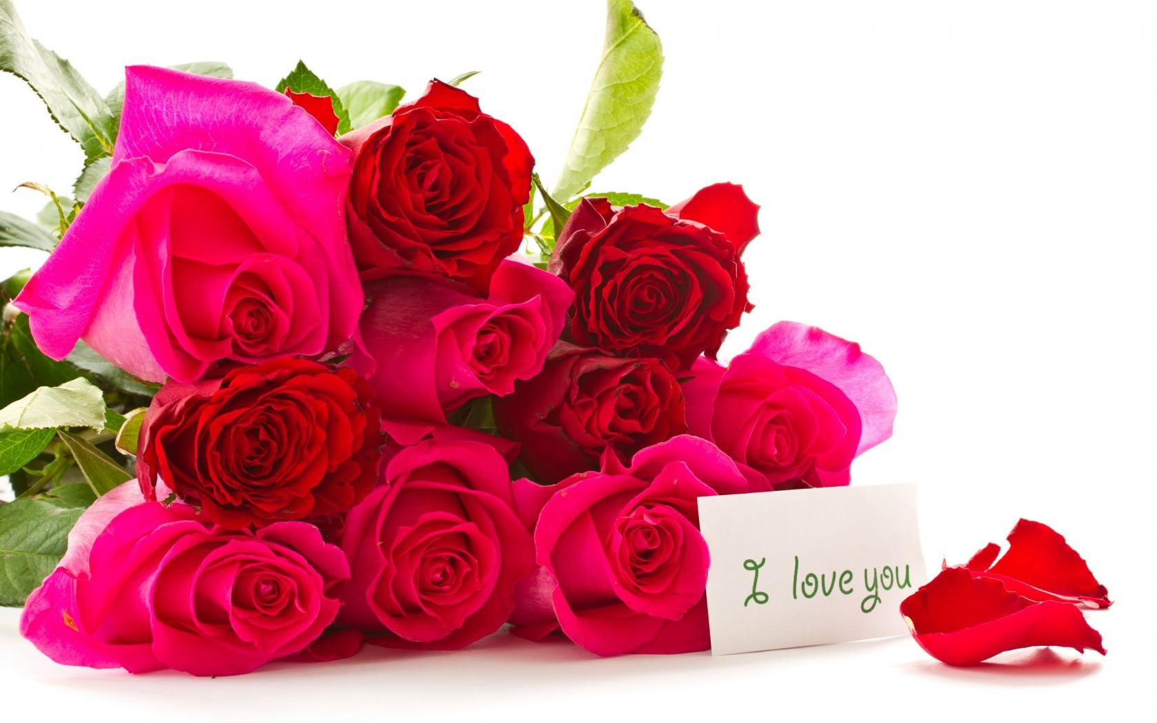 открытки с красивыми розами для любимой