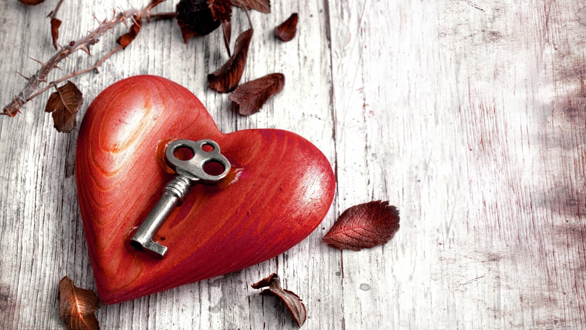 Картинки сердце и ключик, для рабочего стола