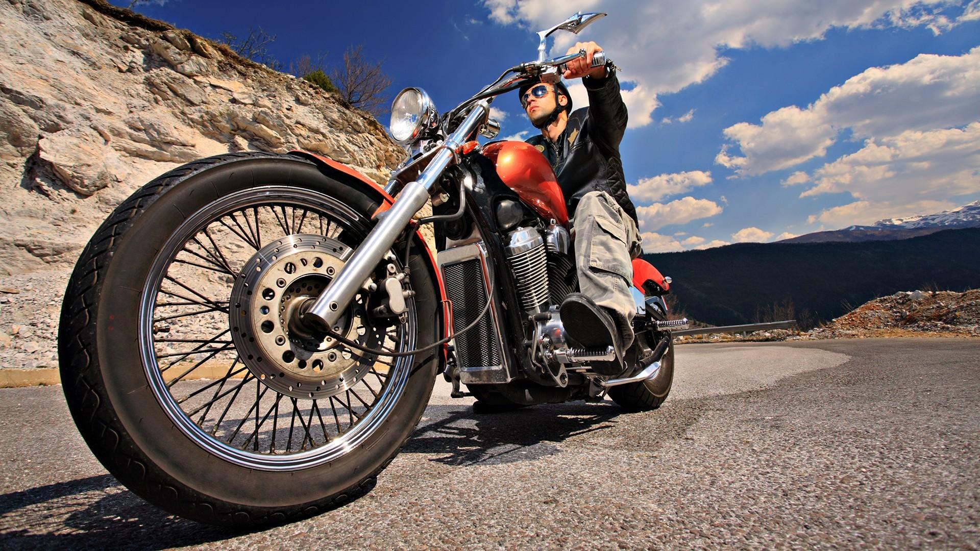 Картинки байкерские мотоциклы