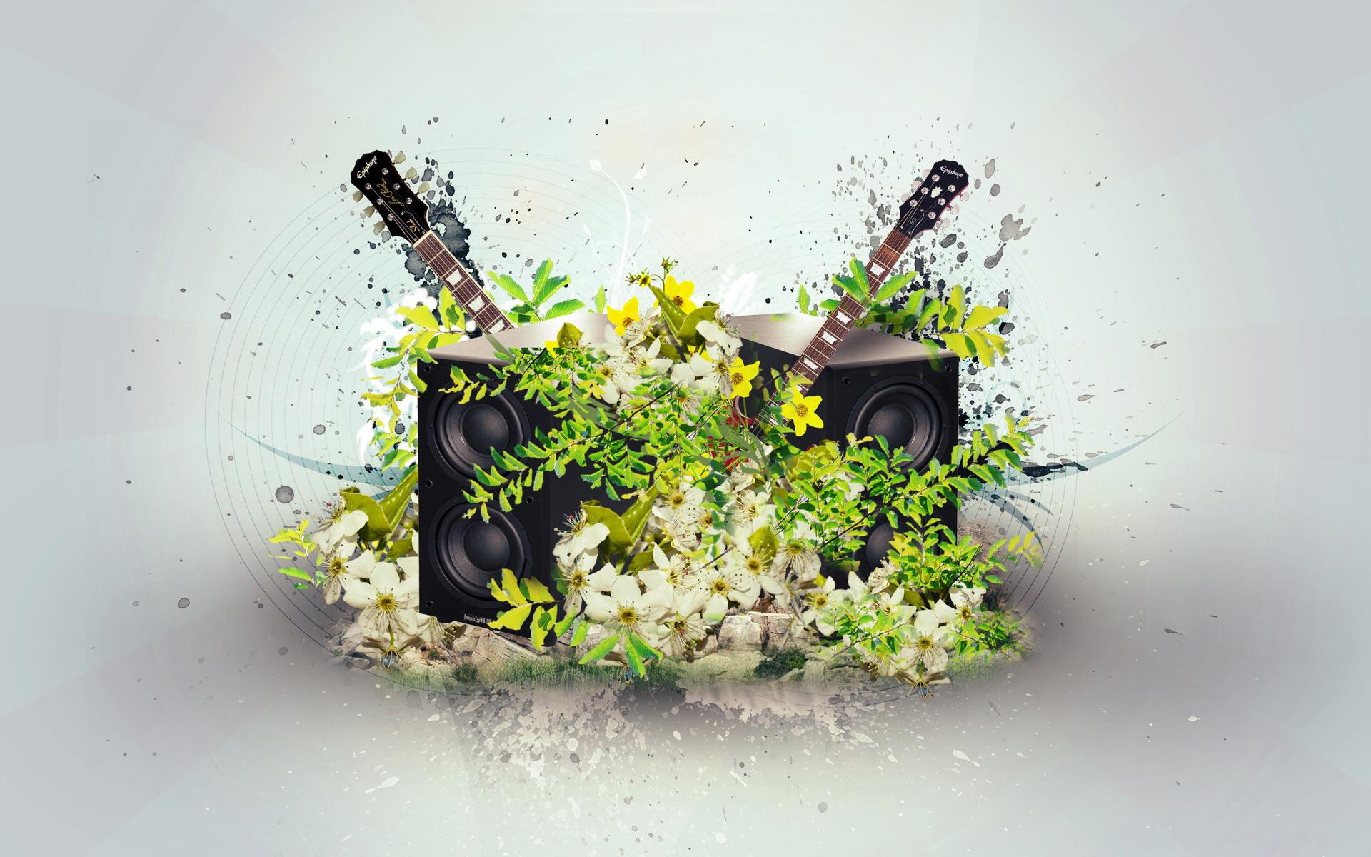 Днем рождения, весна музыкальные картинки