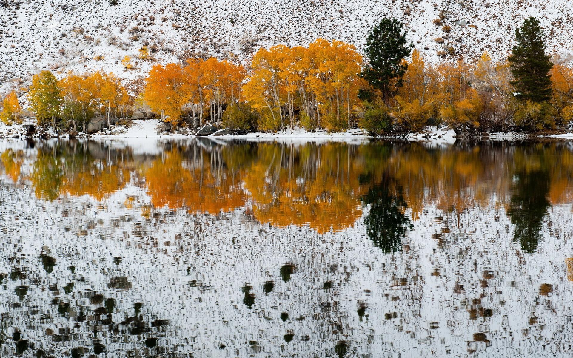 wallpaper landscape winter autumn - photo #48