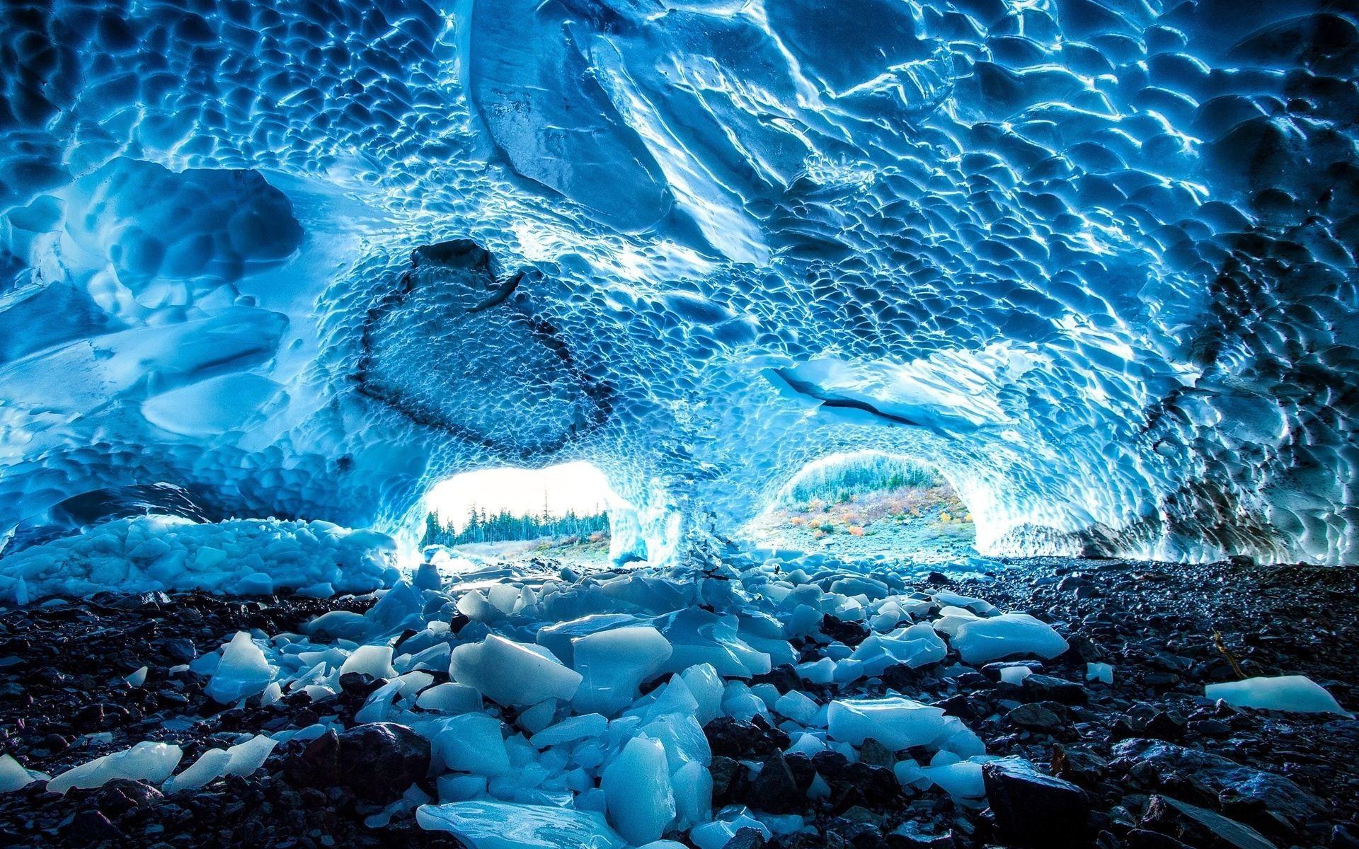 blue ice wallpaper - photo #24