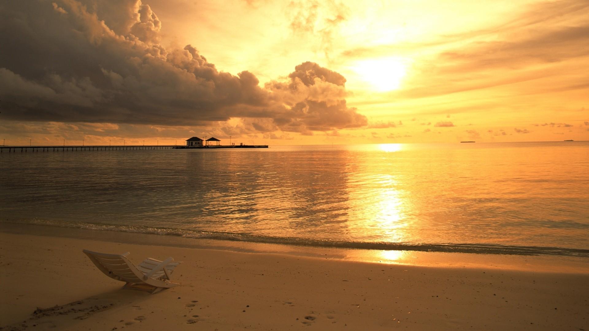 Занимаюсь изготовлением, открытка рассвет у моря