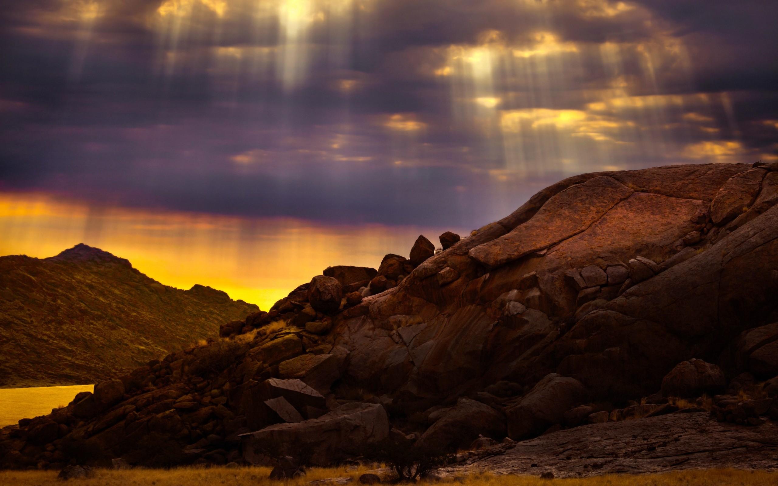 картинки  пустыня дюны Перу песок закат солнца