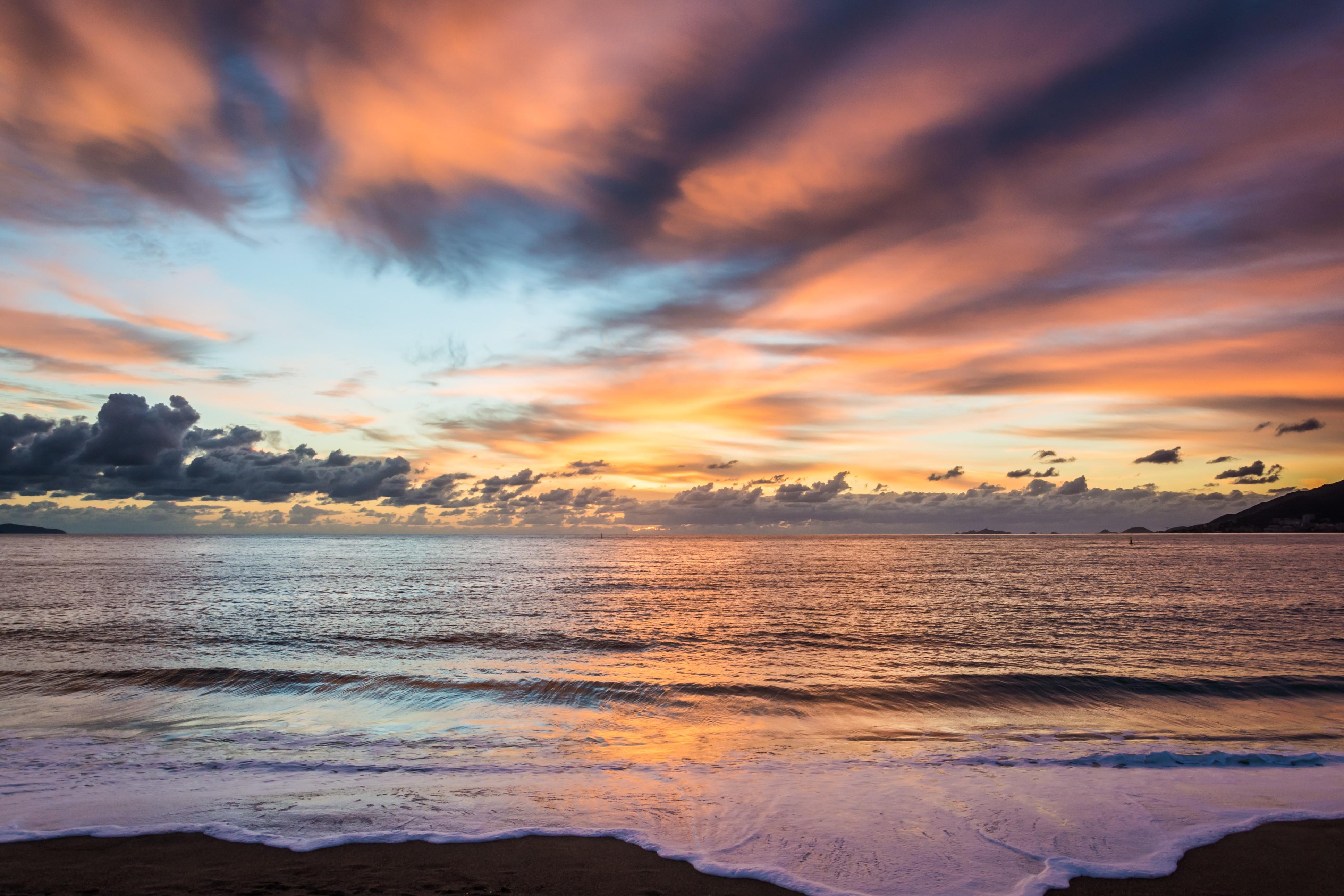 закат на море много фото стрижак прославилась
