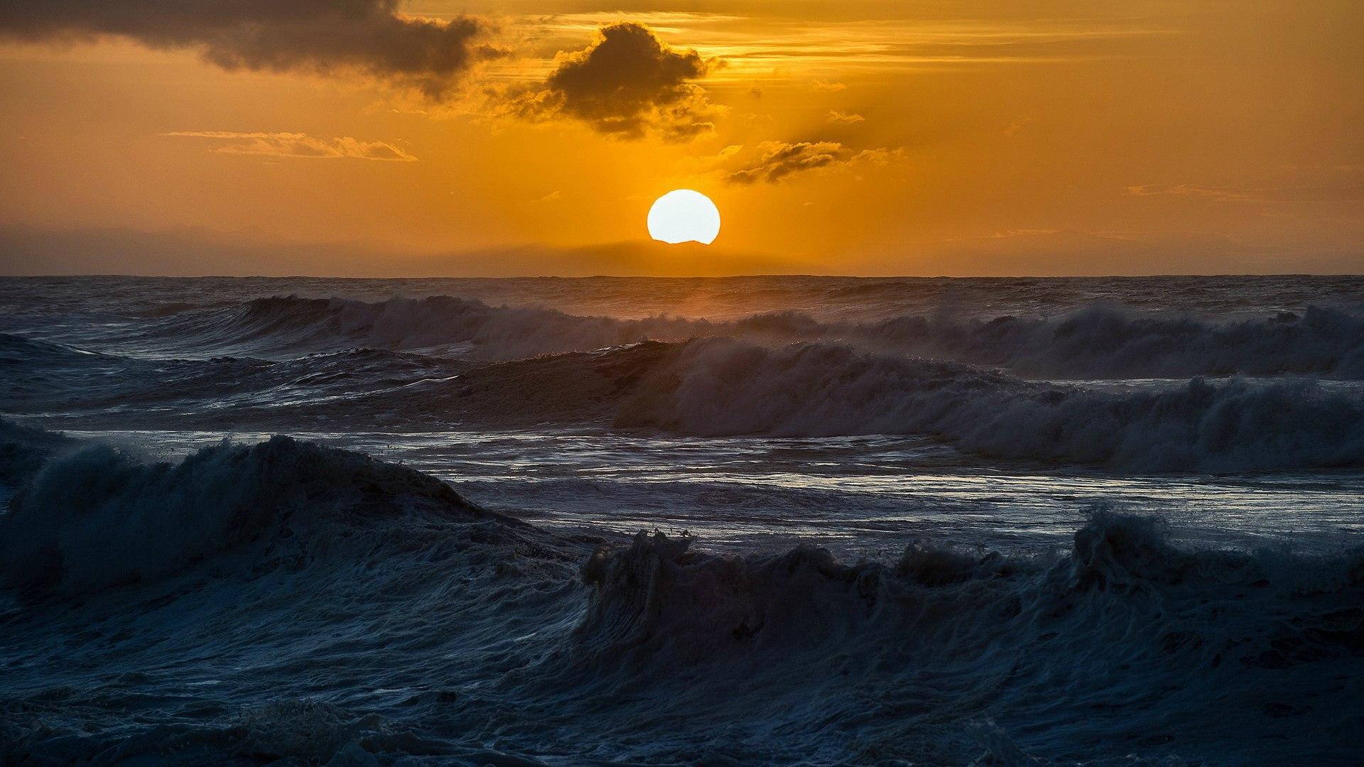 шторм солнце картинки привилегии феодосии отобрали