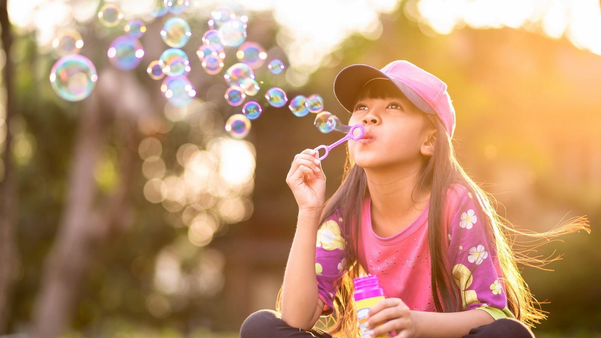 как фотографировать мыльные пузыри делать